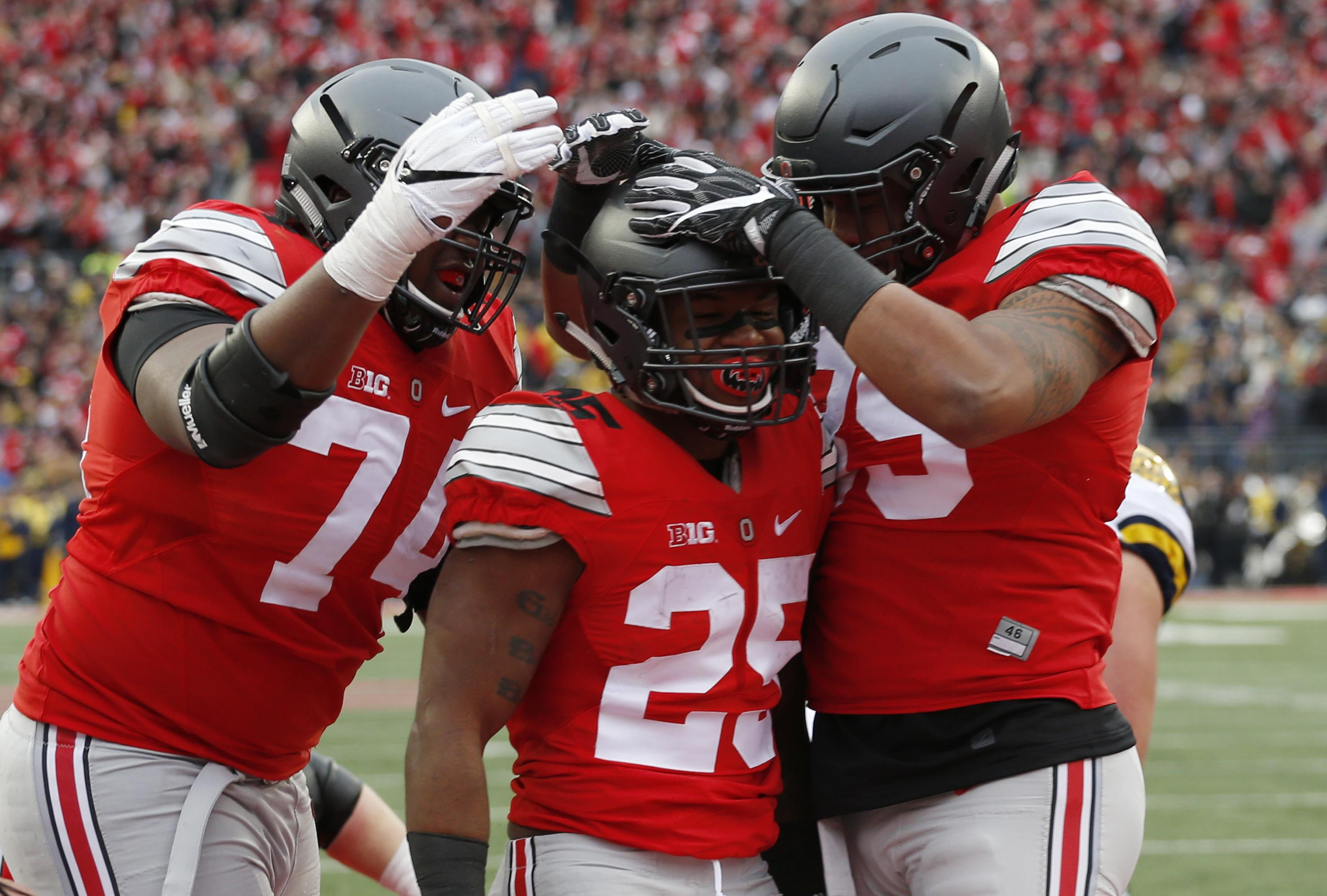 Michigan-Ohio State most-watched college game of season ...
