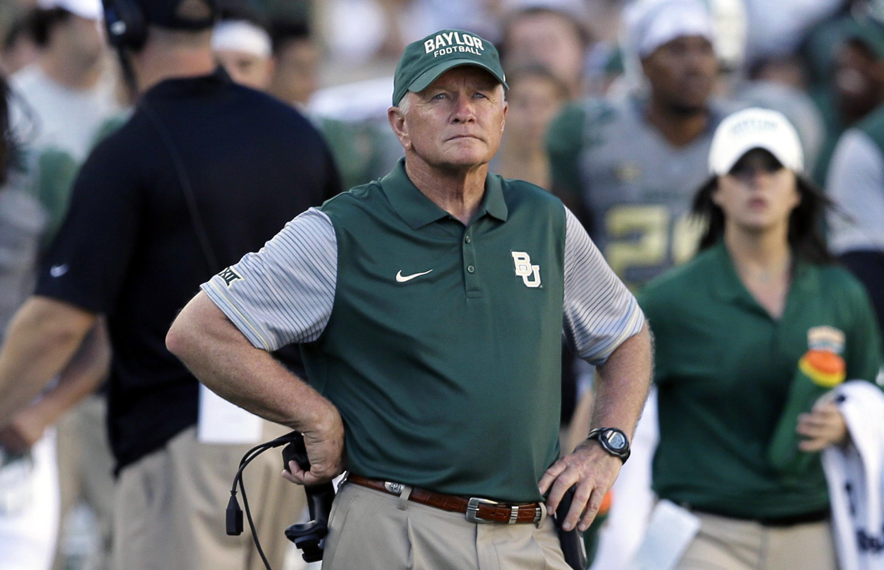 Baylor's Jim Grobe has no plans to coach after this season ...