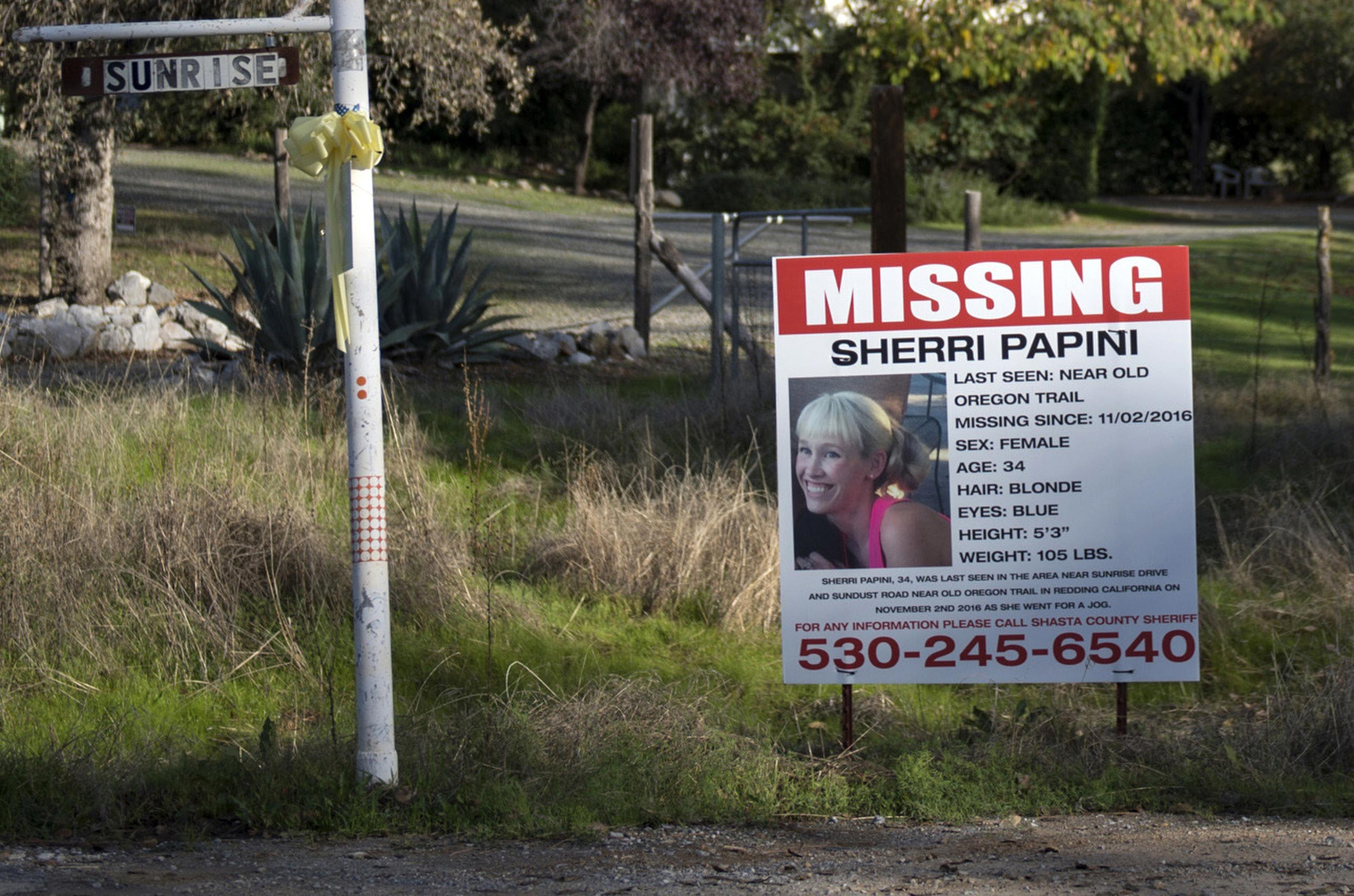 Abducted California mom had message burned onto skin, sheriff says