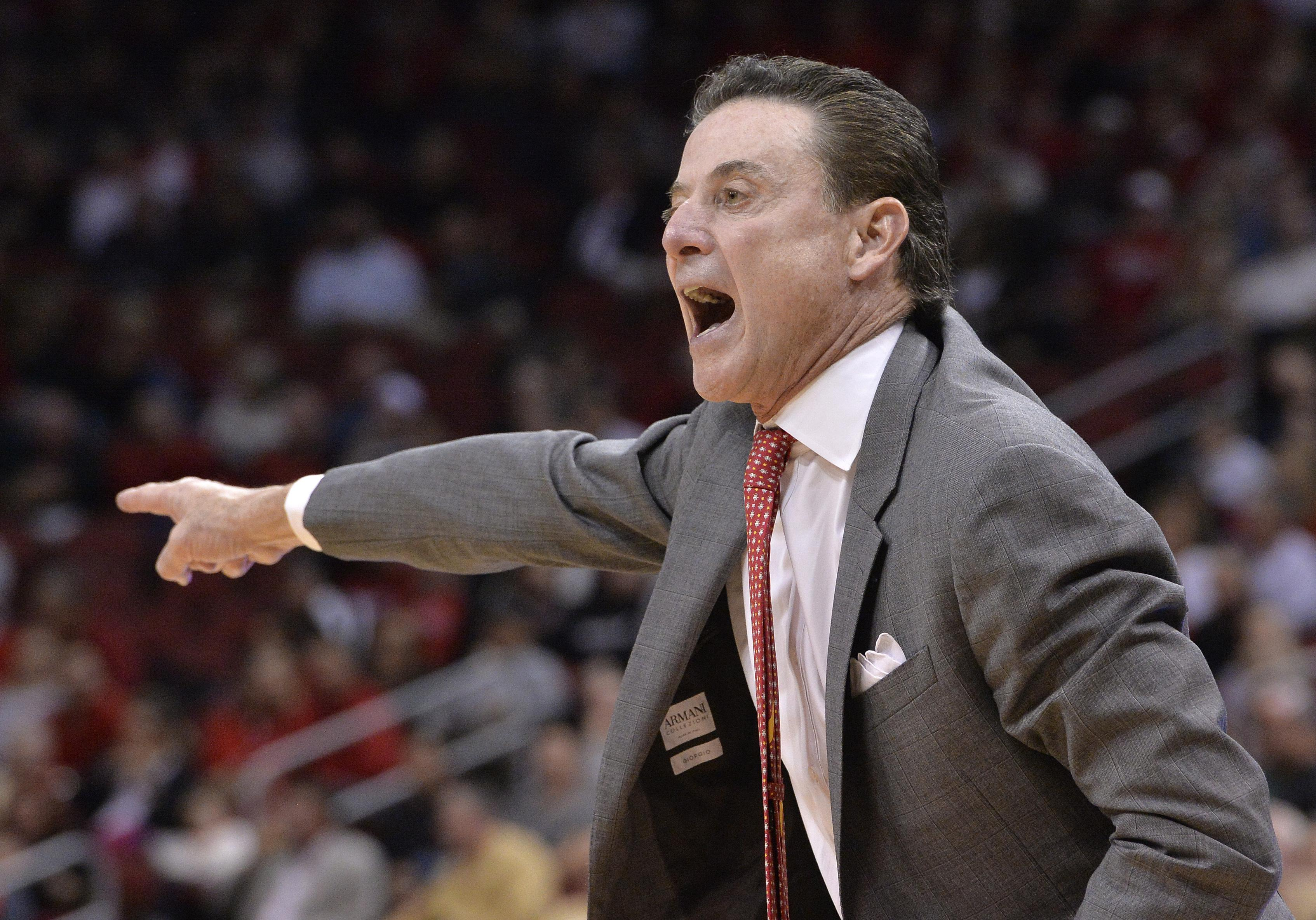 Louisville coach Rick Pitino a devil in disguise | The