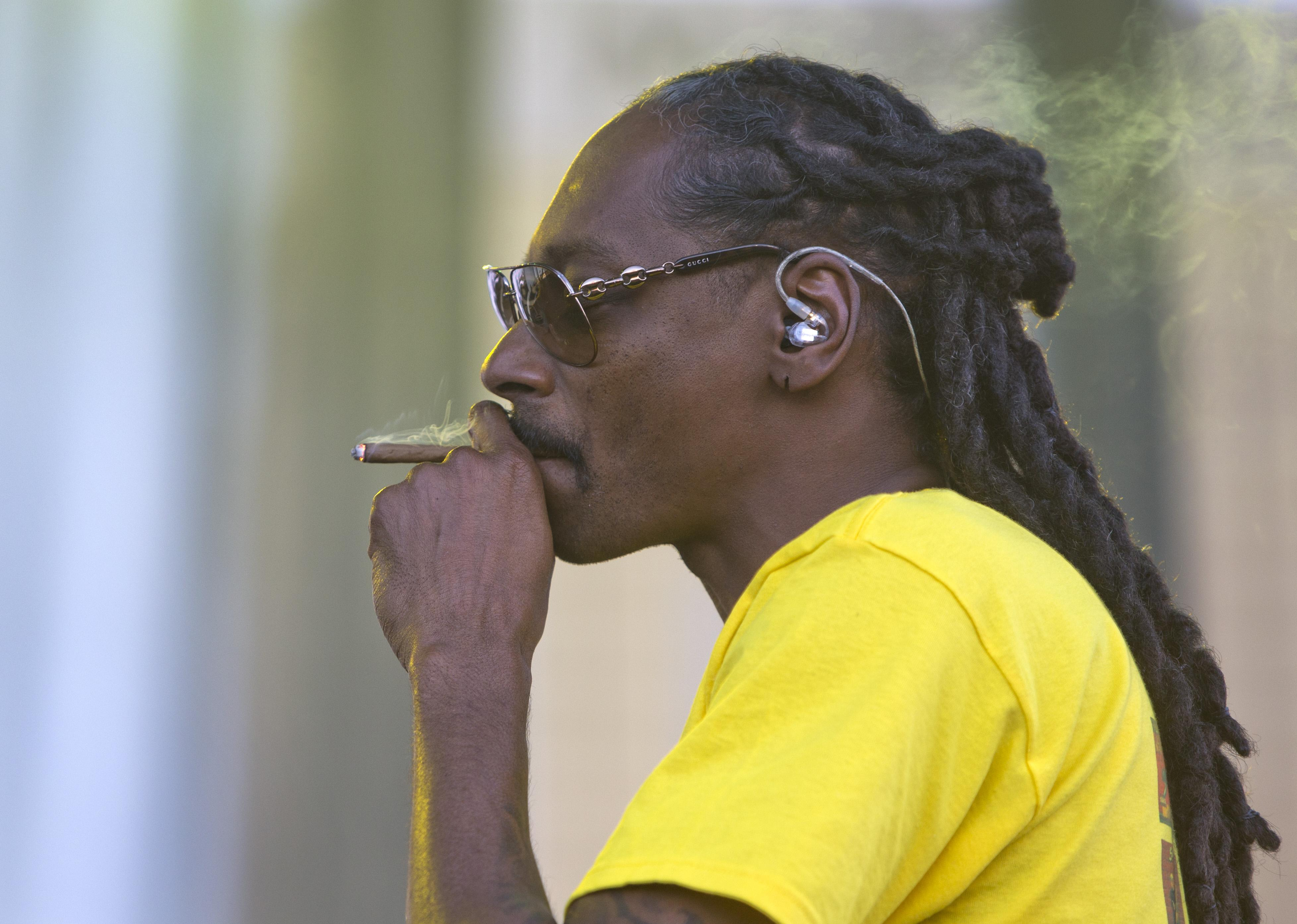 After A December Visit By Rapper Snoop Dogg Royals Cannabis Marijuana Store In Spokane Saw