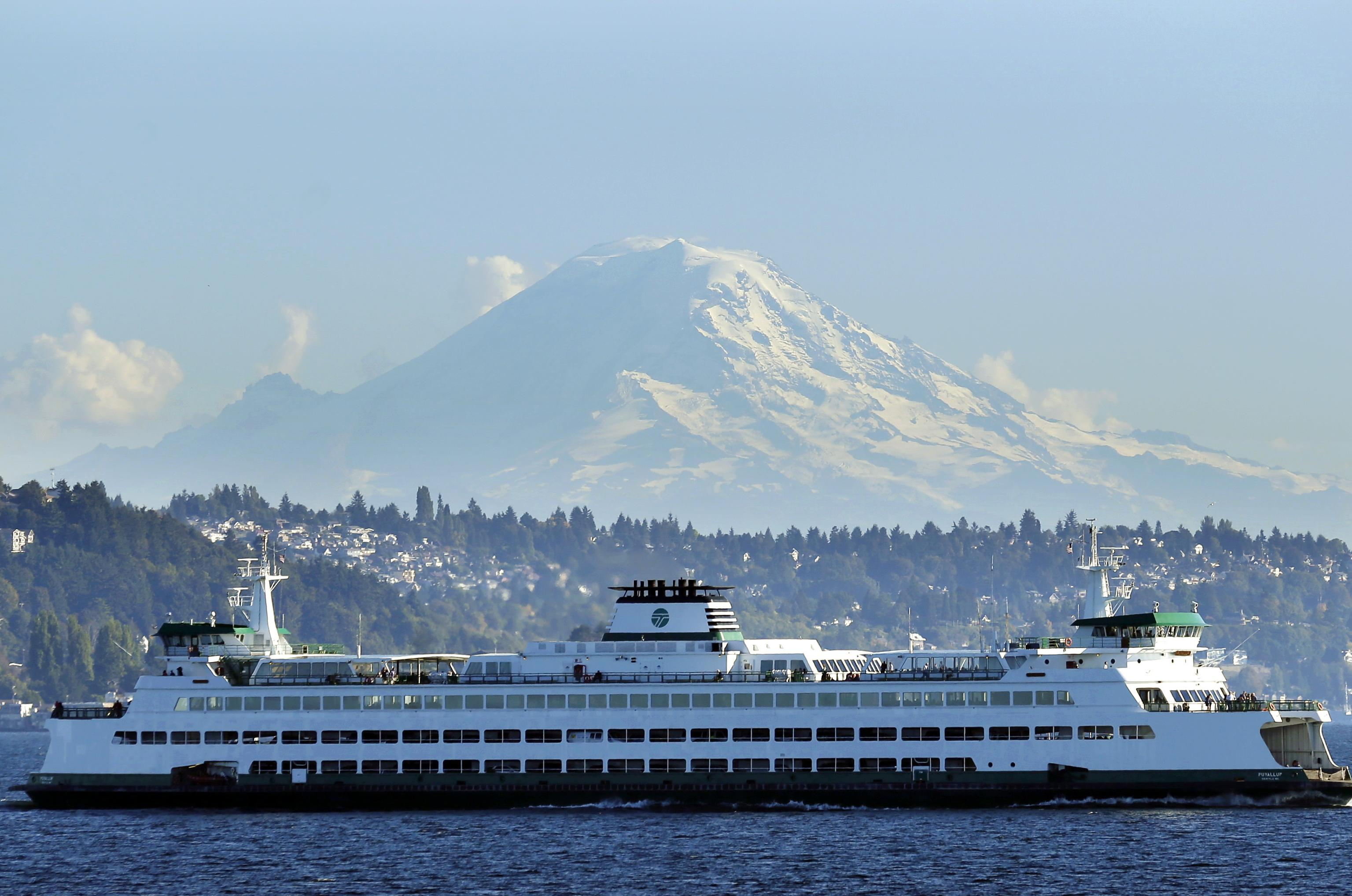 Kitsap County Fast Ferries Moving Ahead After Voter