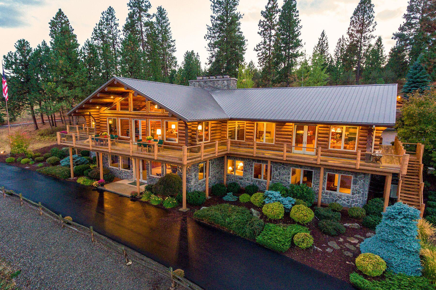 Greenacres luxury ranch the spokesman review for Luxury ranch