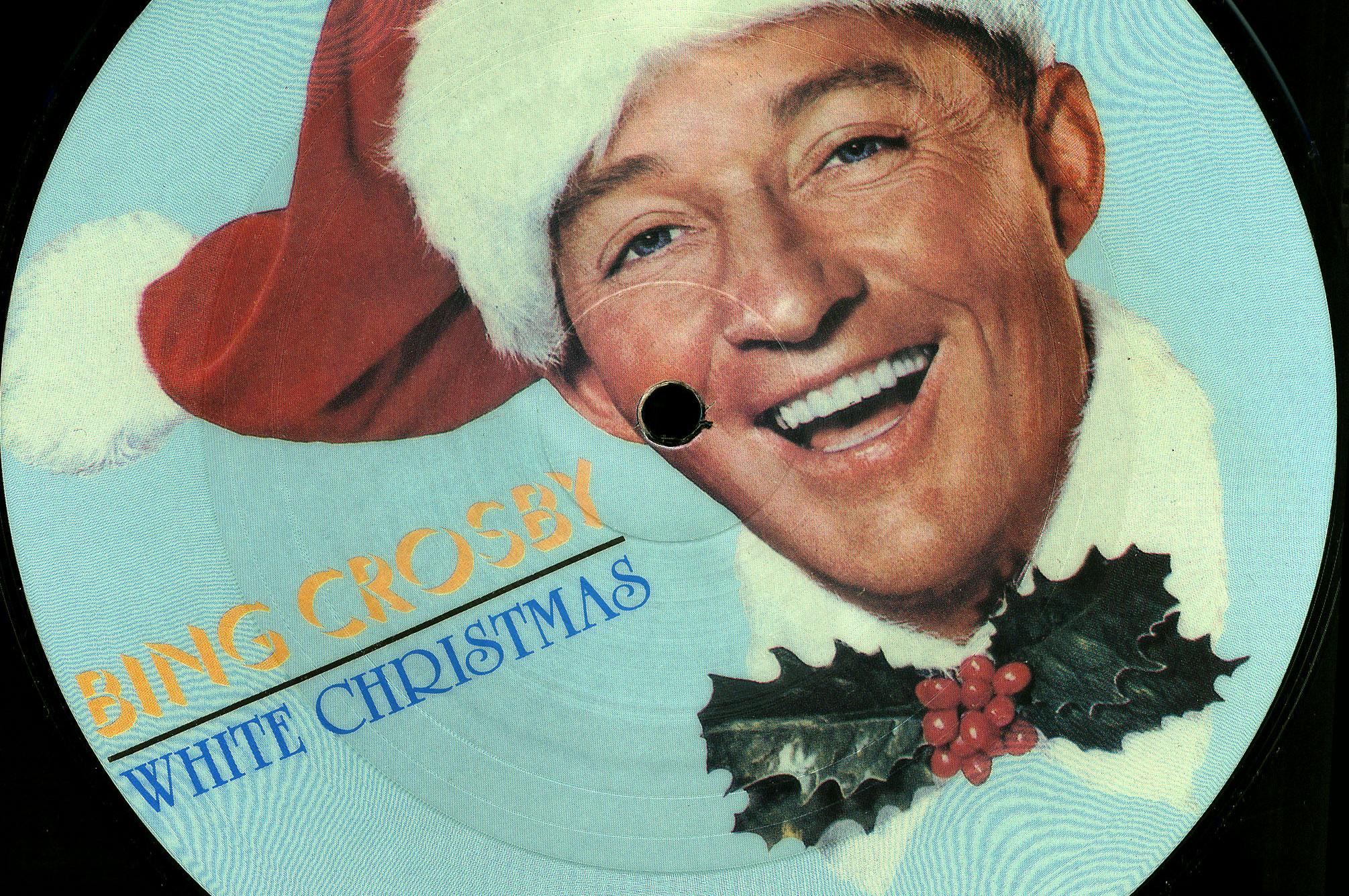 Bing Crosby Christmas Album.7 Of The Best White Christmas Covers The Spokesman Review