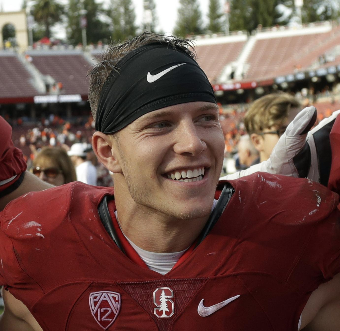 Couch Slouch weighs in on commitment | The Spokesman-Review Christian Mccaffrey