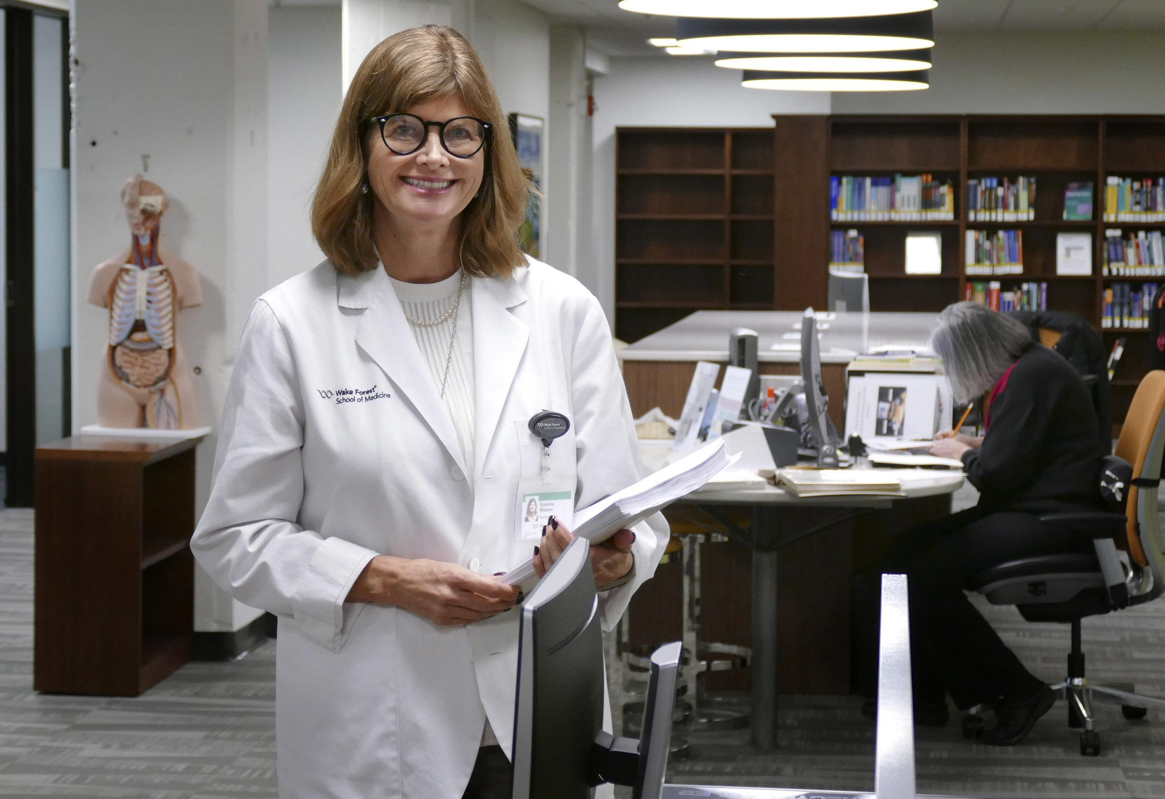 54-year-old medical student living her dream | The Spokesman-Review
