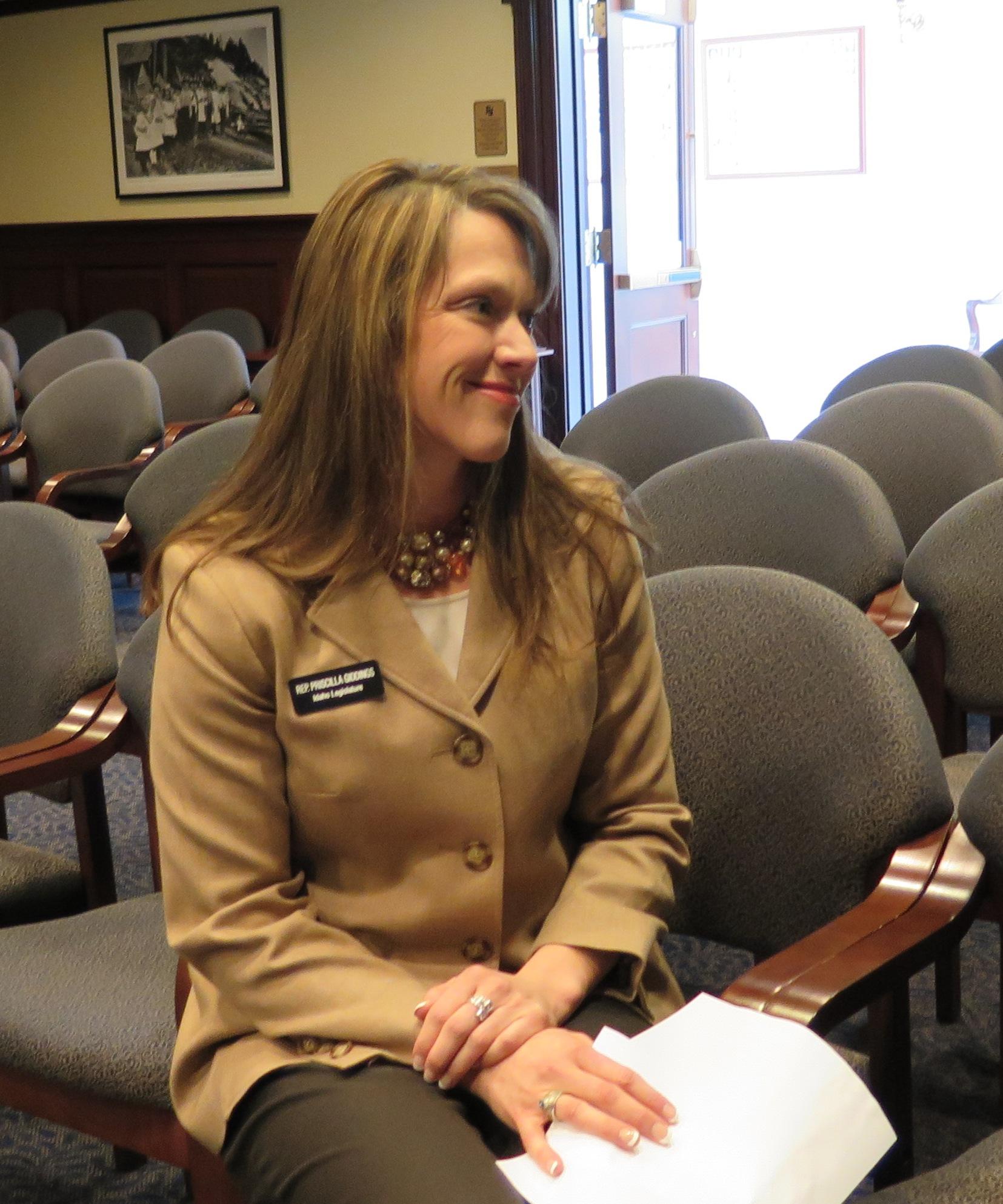 Rep. Heather Scott
