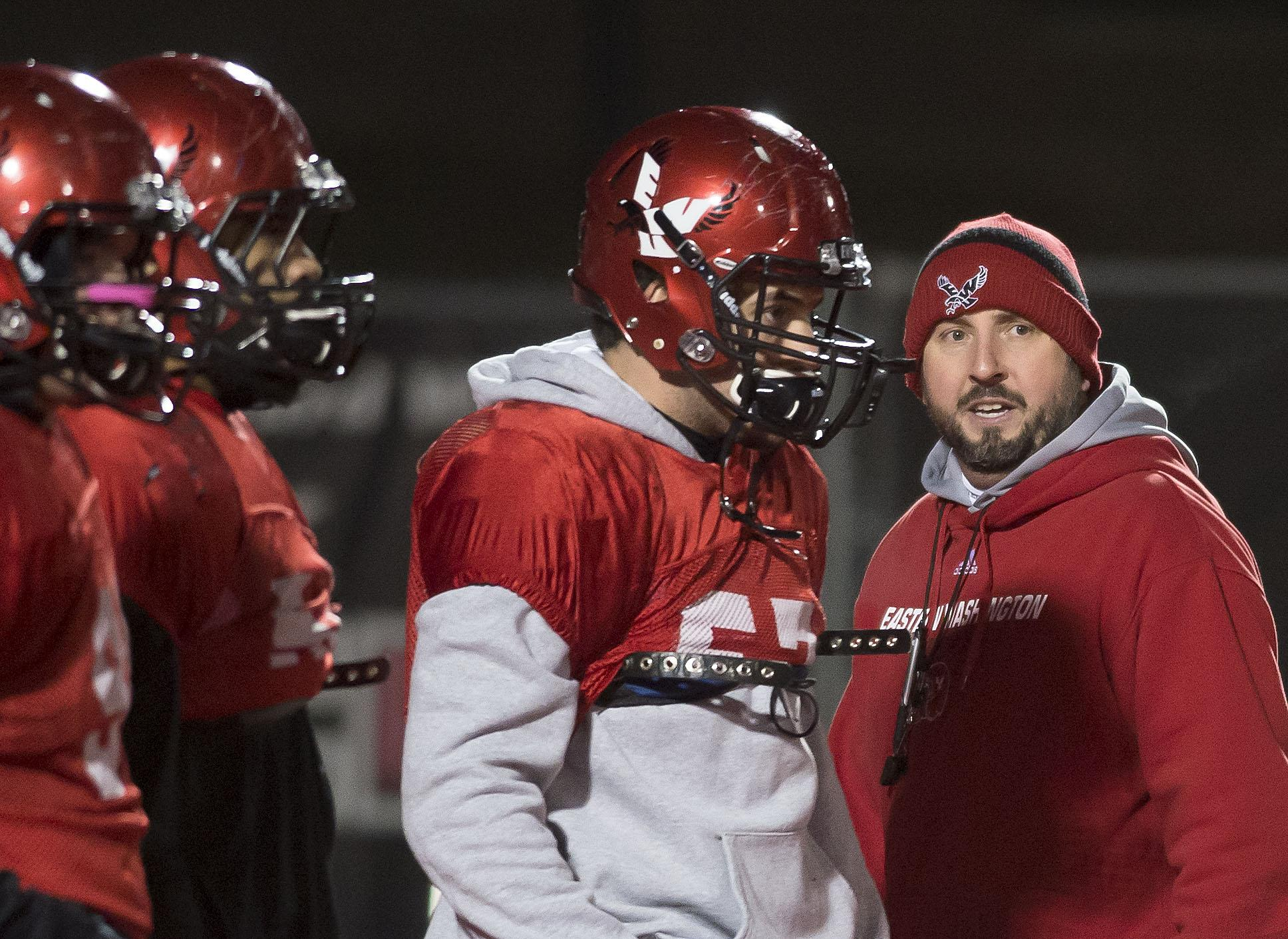 Blanchette baldwin leaves behind blueprint for success the through a lot of victories and a few defeats eastern washington coach beau baldwin remained a malvernweather Images
