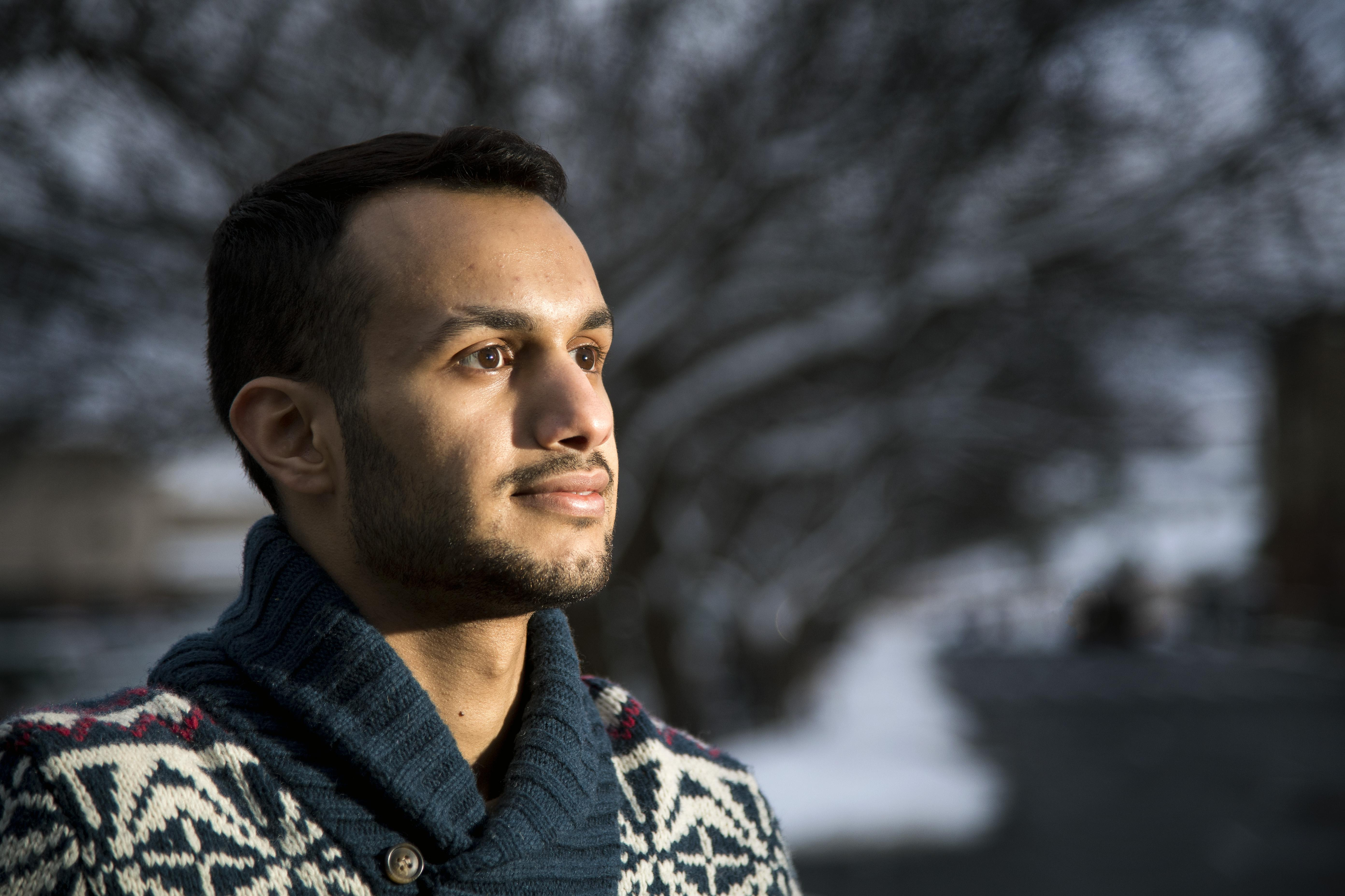 e8e4bcb2ce85 Yousef Almaliki is a Saudi Arabian national who is attending Eastern  Washington University on a student