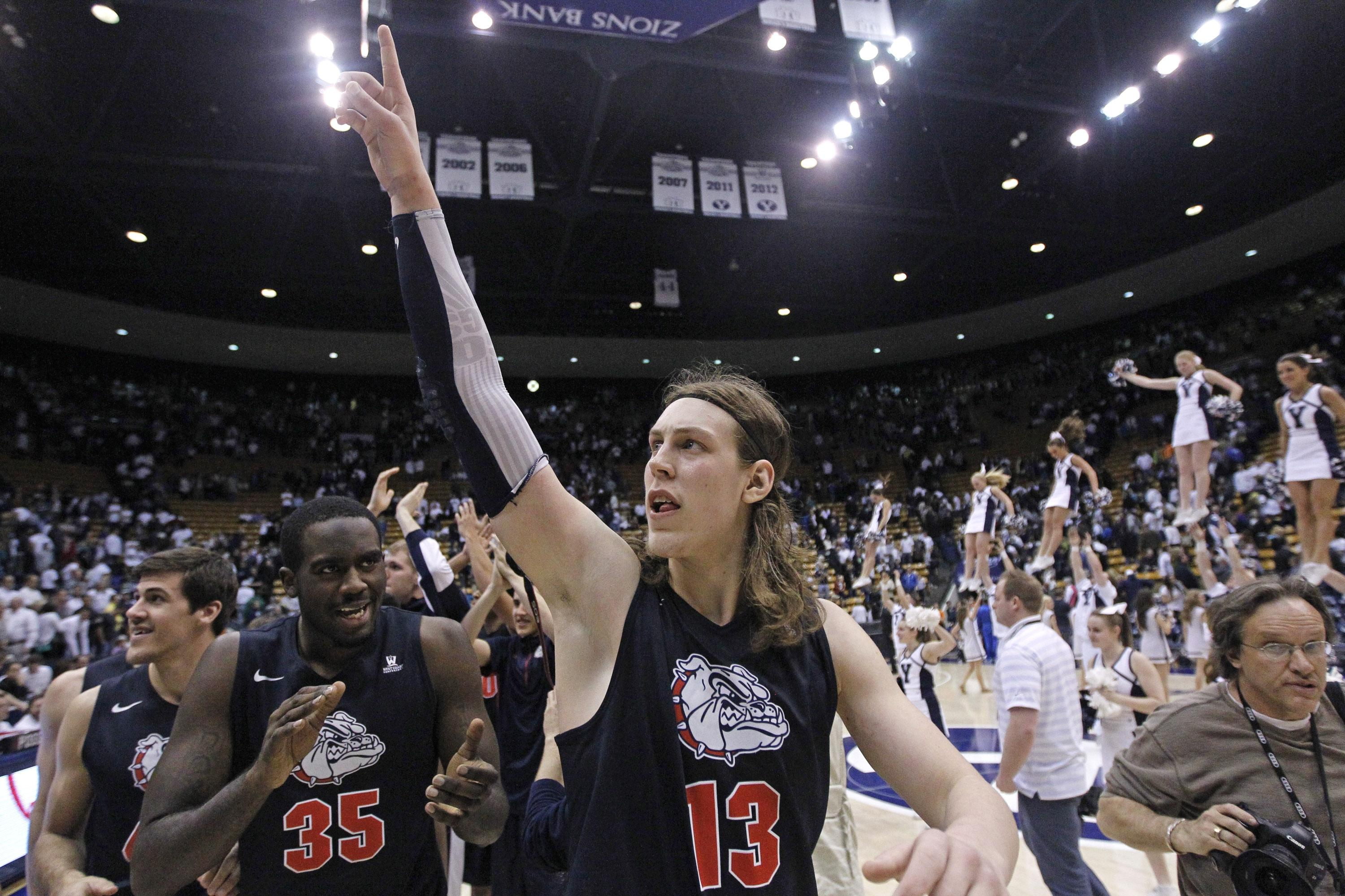 Byu Cougars Tough First Test For No 1 Gonzaga The Spokesman Review