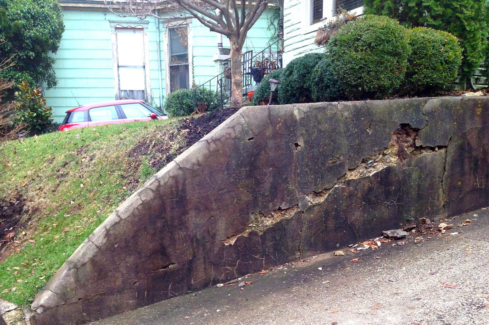 Ask the Builder: Retaining wall repair won't cost a fortune