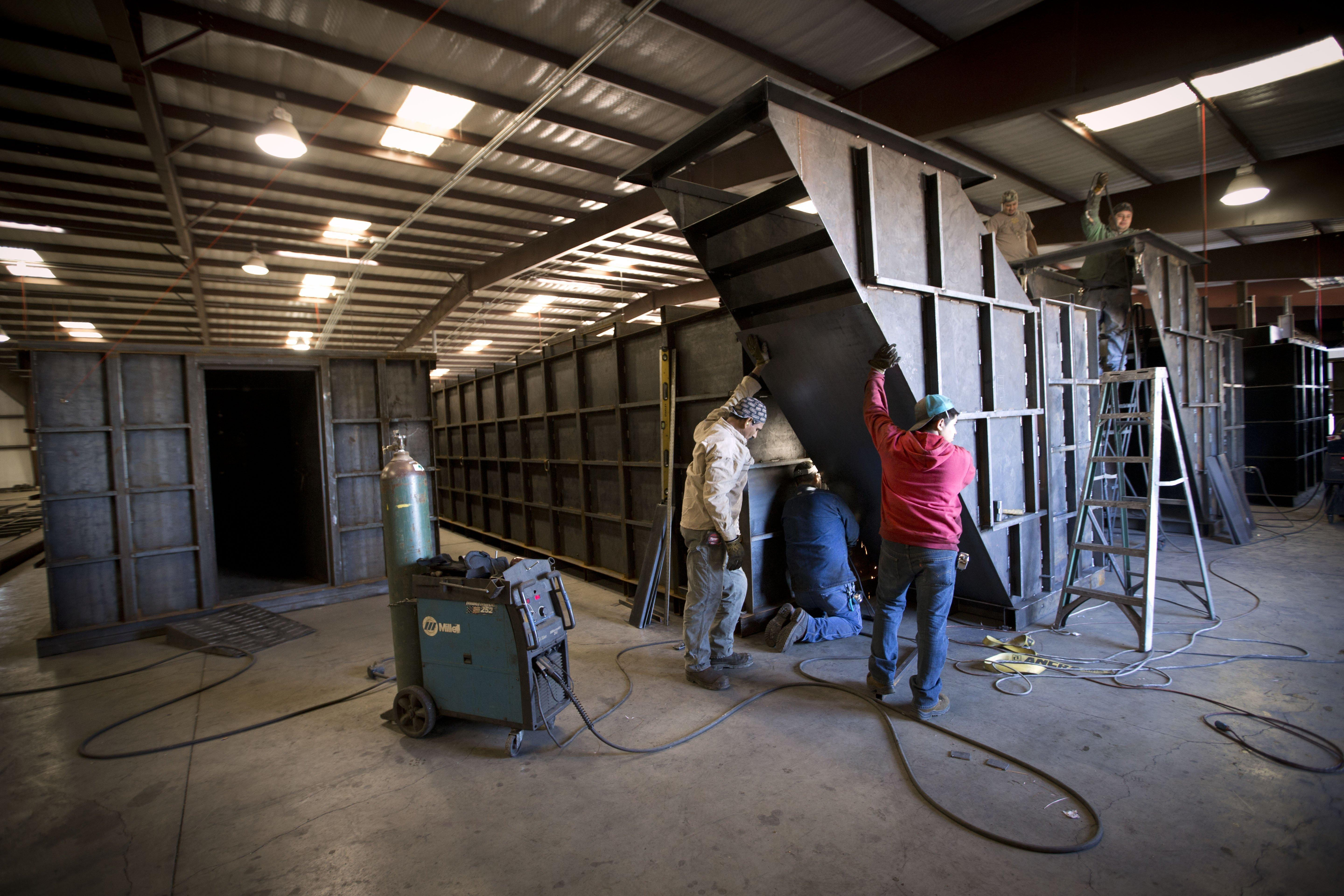 Dallas Auto Sales >> Texas company that builds bomb shelters sees increased ...