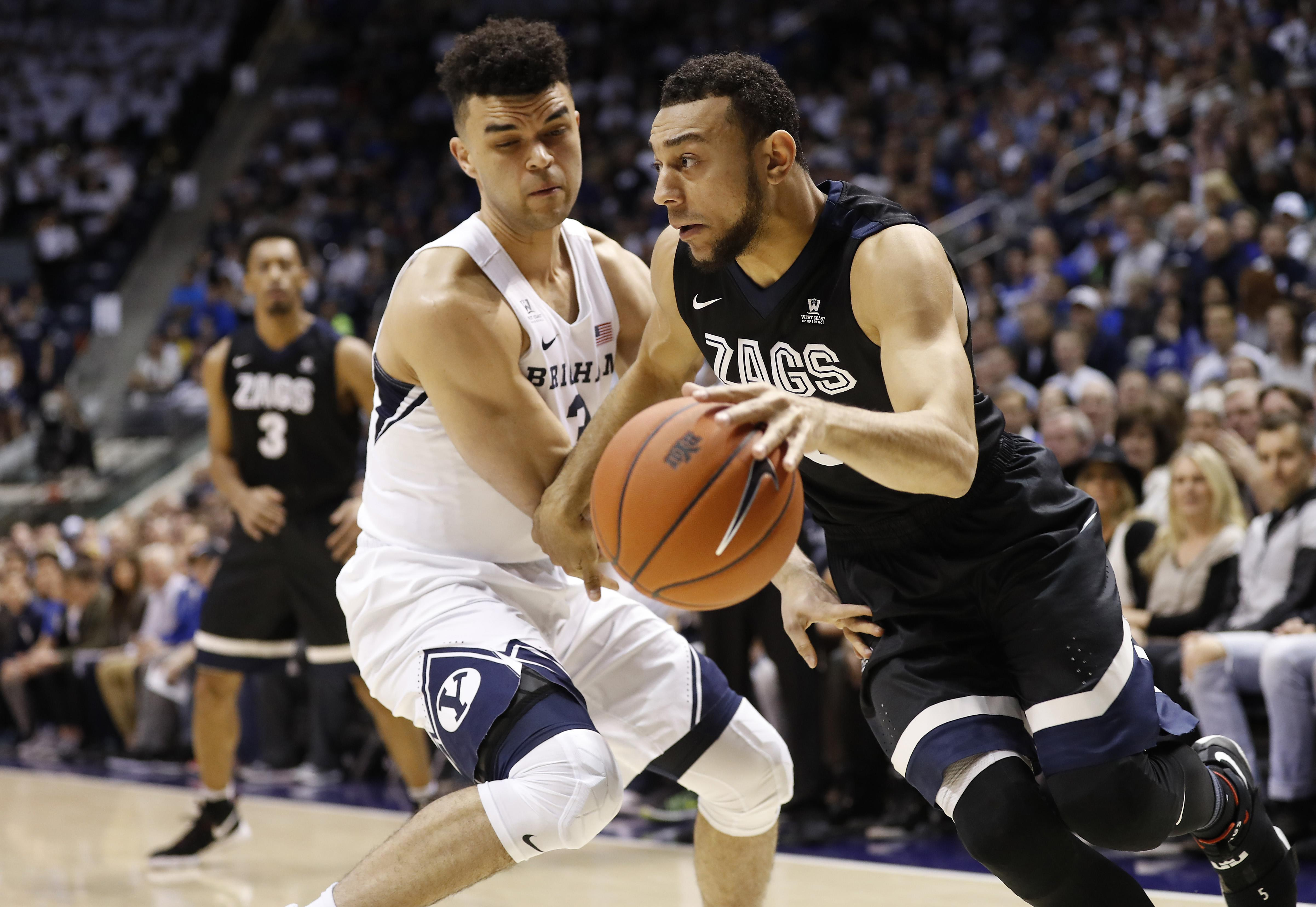 Gonzagas Nigel Williams Goss One Of 15 Finalists For Wooden Award