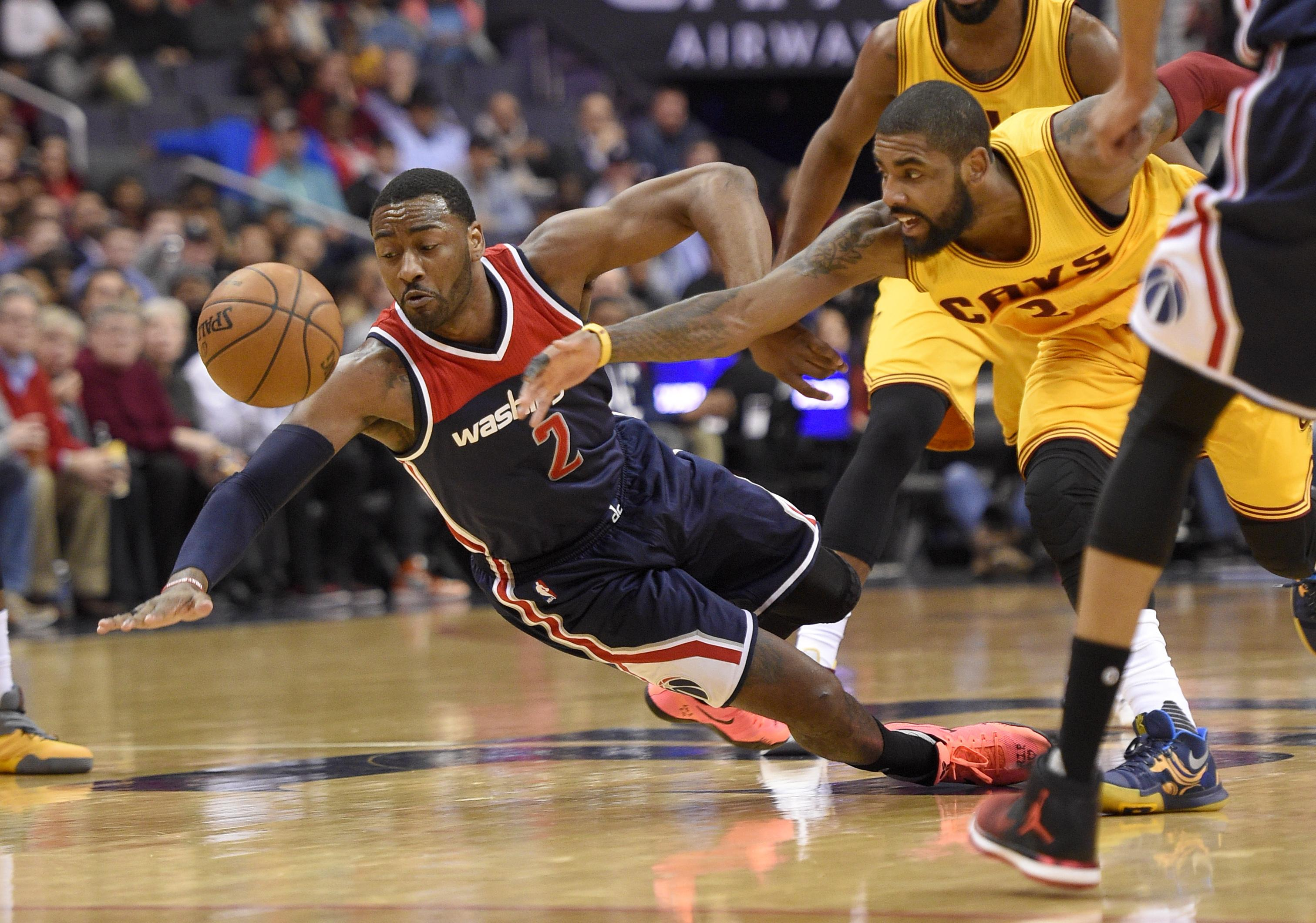 52f49720c6cd NBA roundup  Kyrie Irving lifts Cavaliers past Wizards 140-135 in OT ...