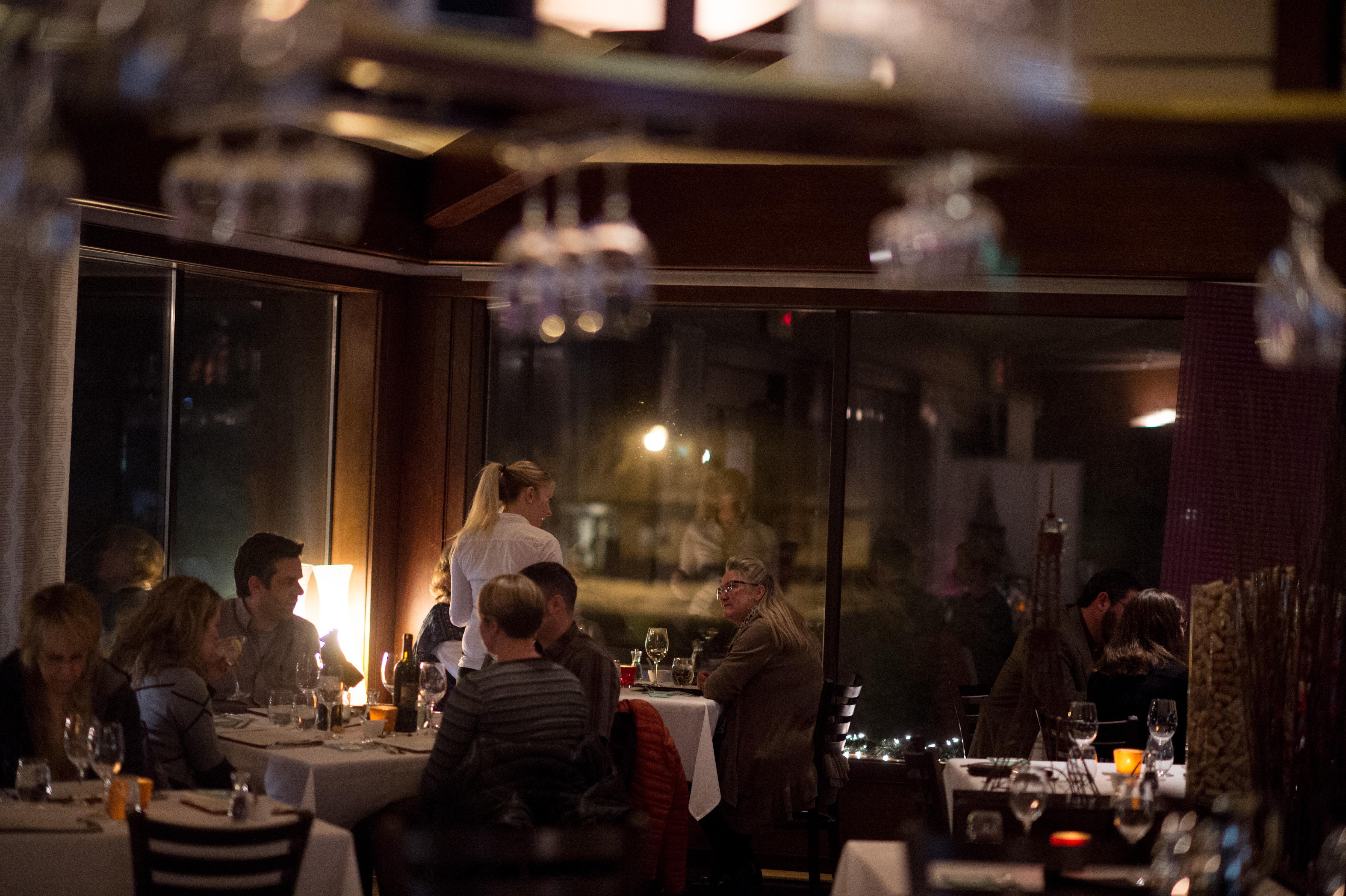 seven of spokane's most romantic restaurants, plus a few honorable