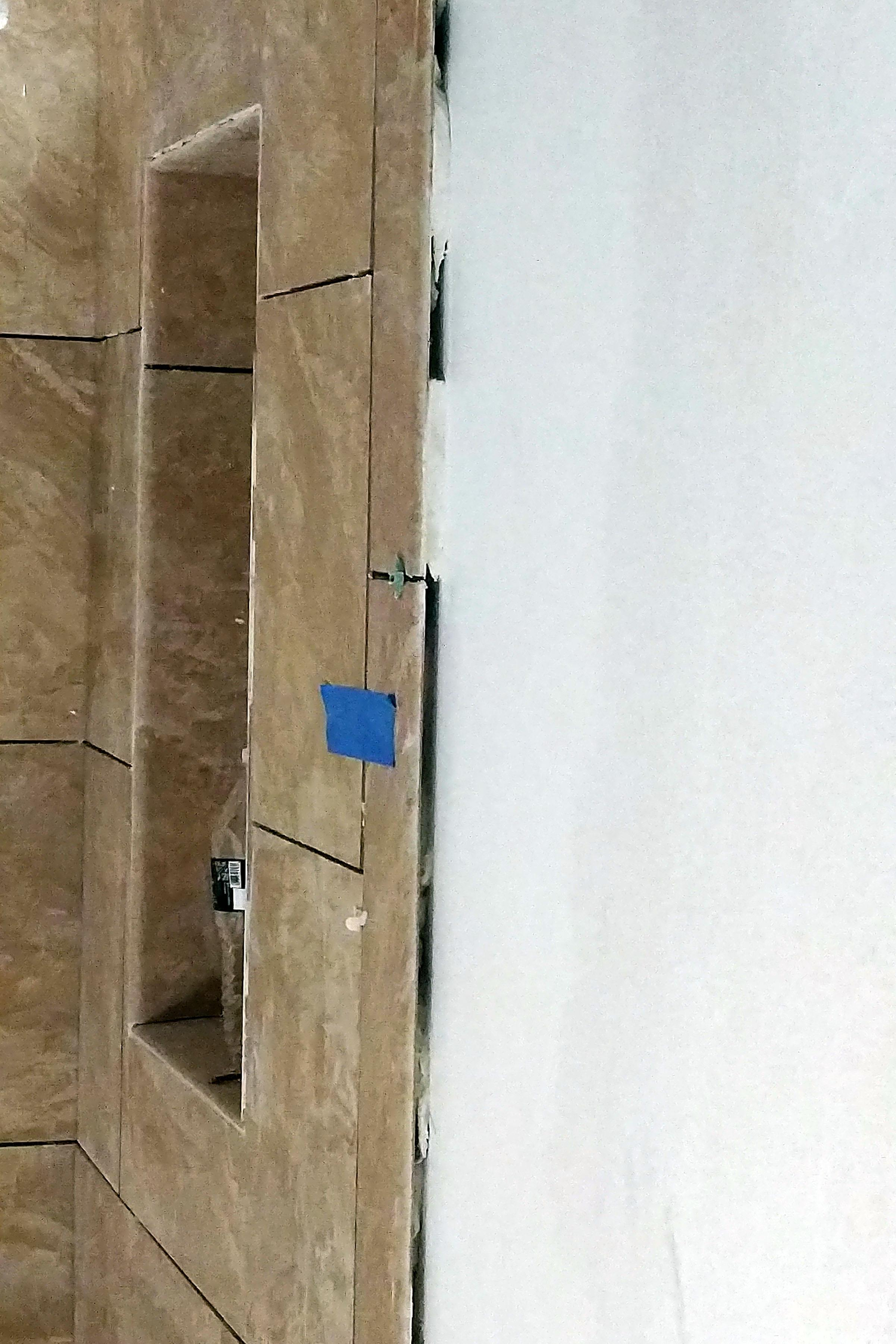 Ask The Builder Dealing With A Bungled Wall Tile Job