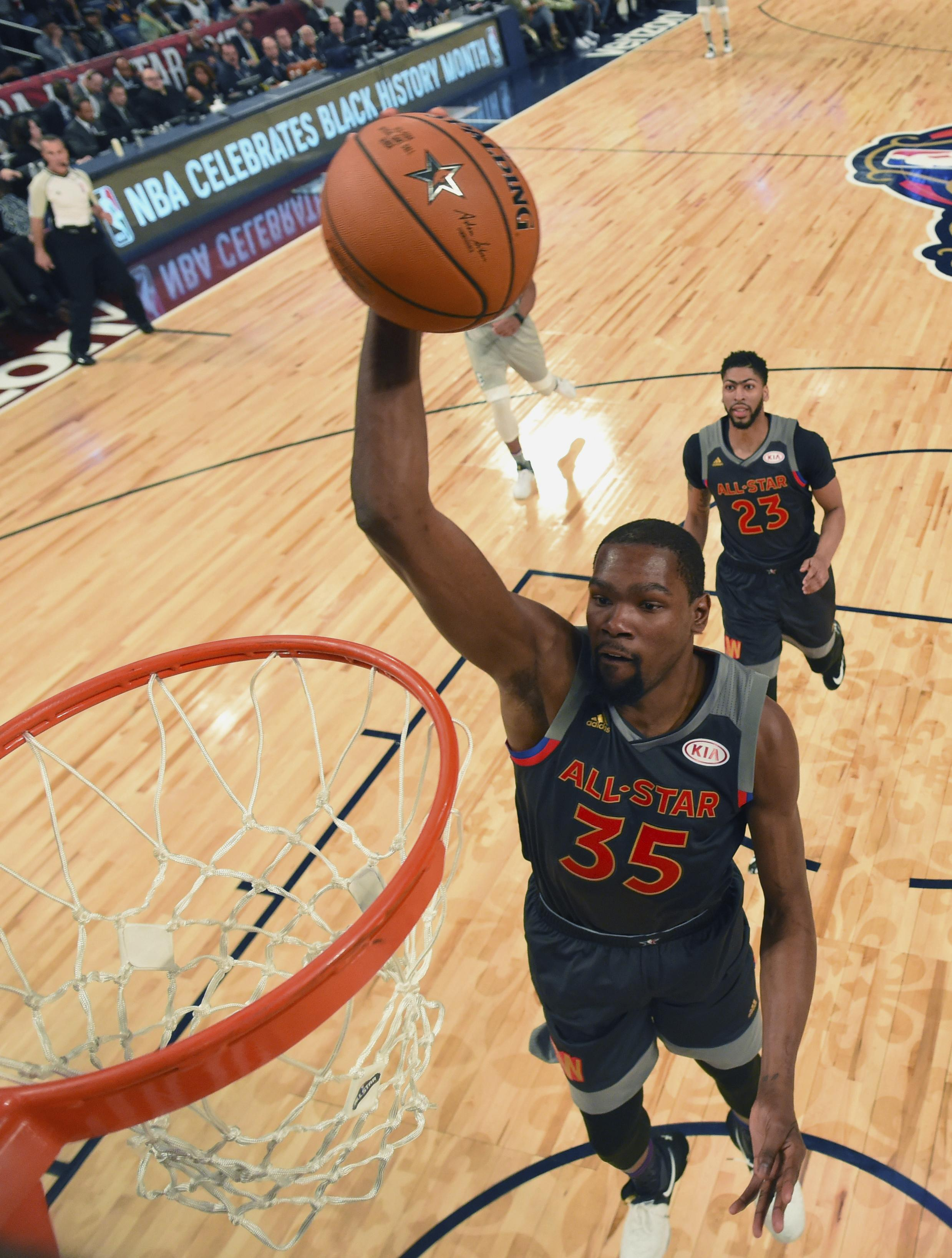 Kevin Durant All Star Game 2013 All-Star game r...
