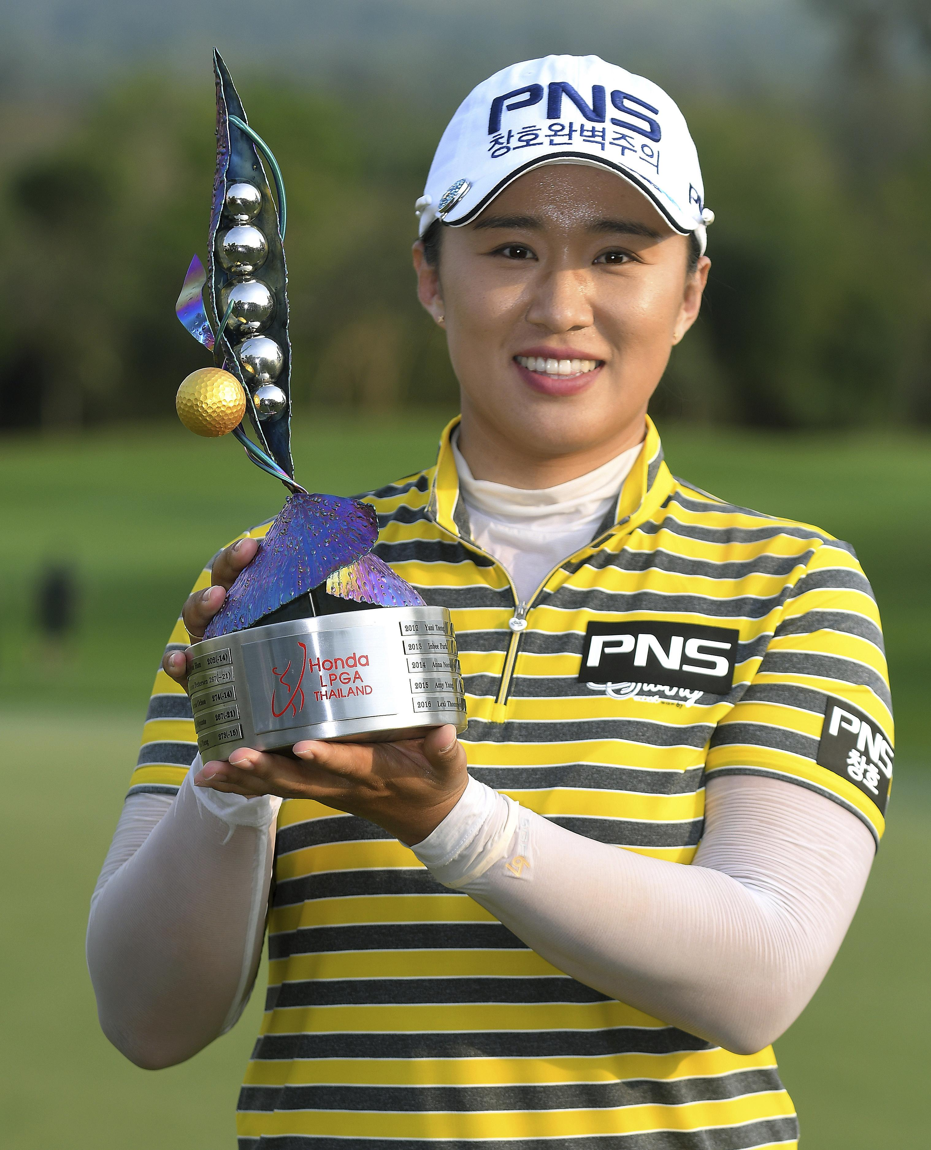 Amy Yang Leads By 5 Strokes Into Final Round Of Lpga Thailand The