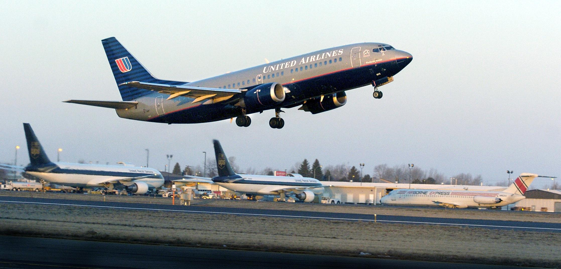 united airlines to add spokane service to chicago san francisco