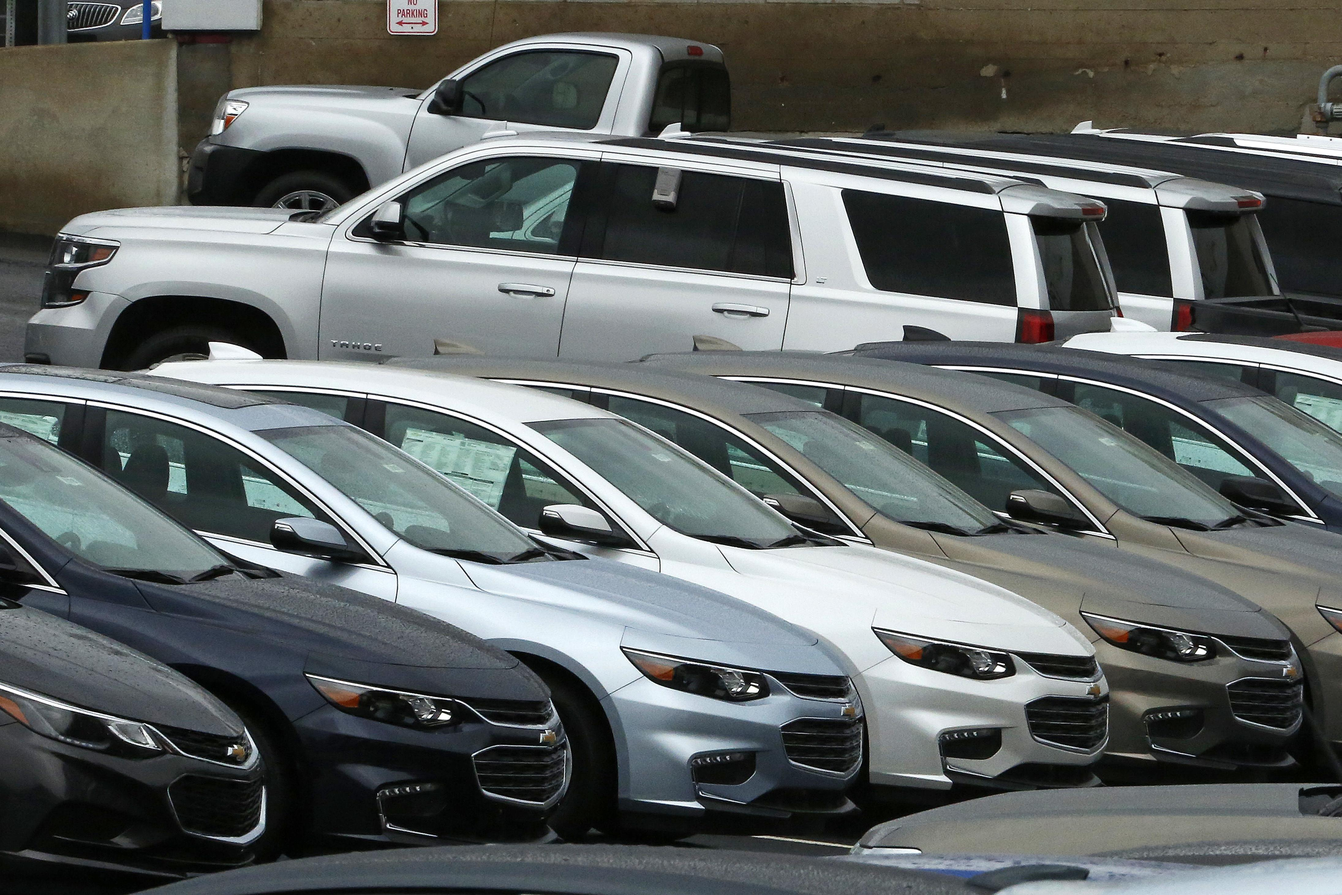 Demand For Trucks, SUVs Helps February Sales