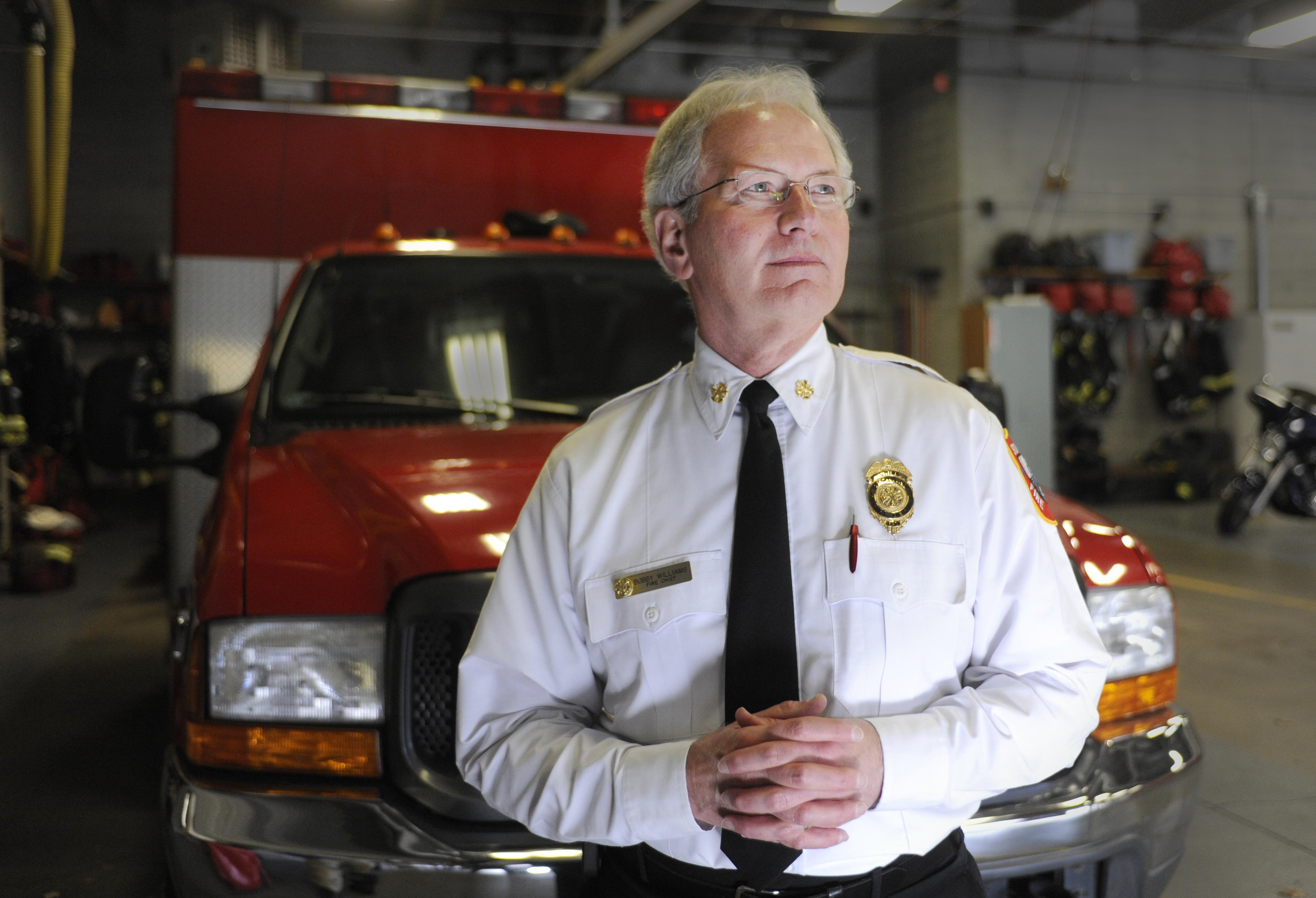 Five finalists named to become next Spokane fire chief | The