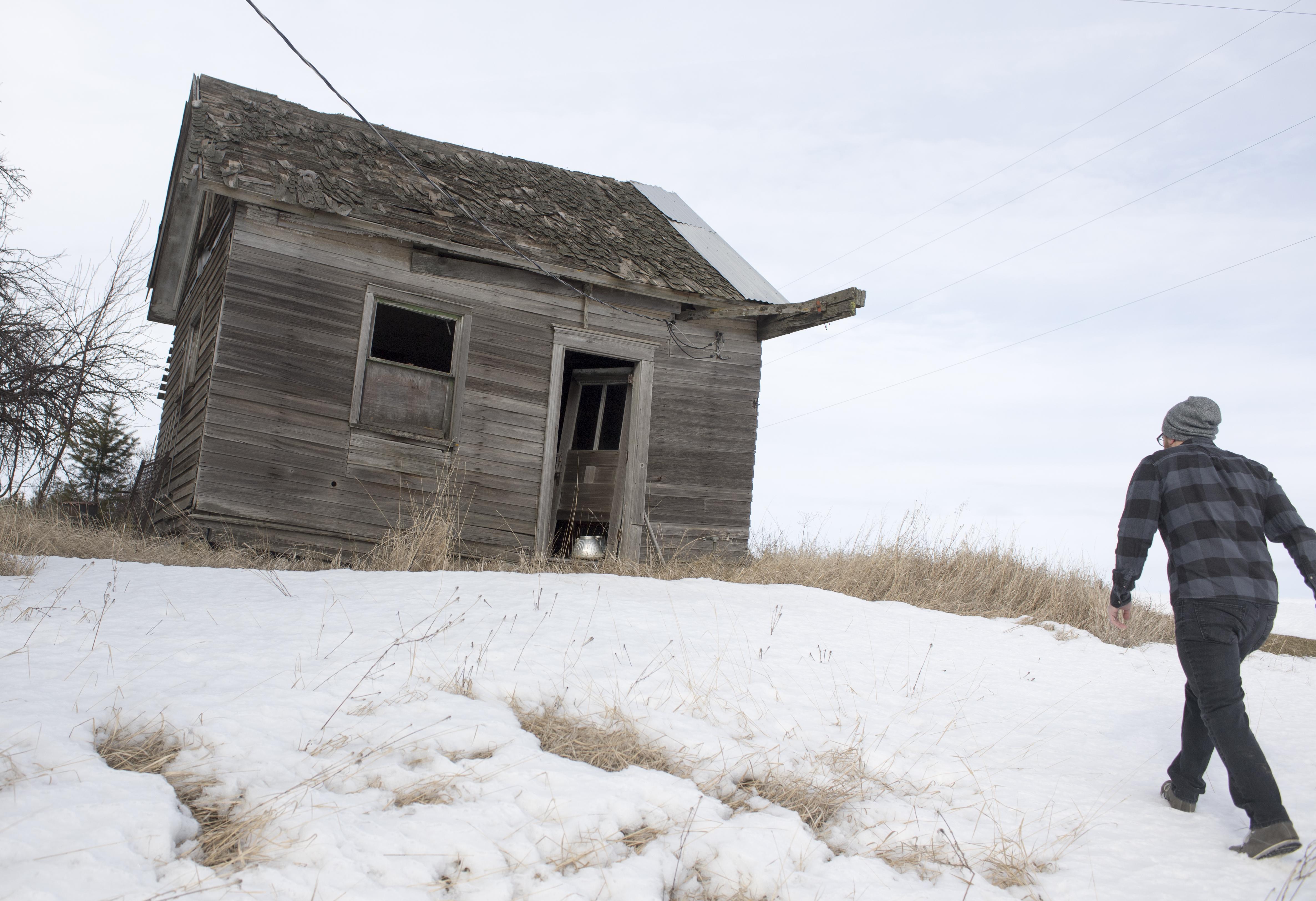 Sue Lani Madsen: Just because it looks abandoned