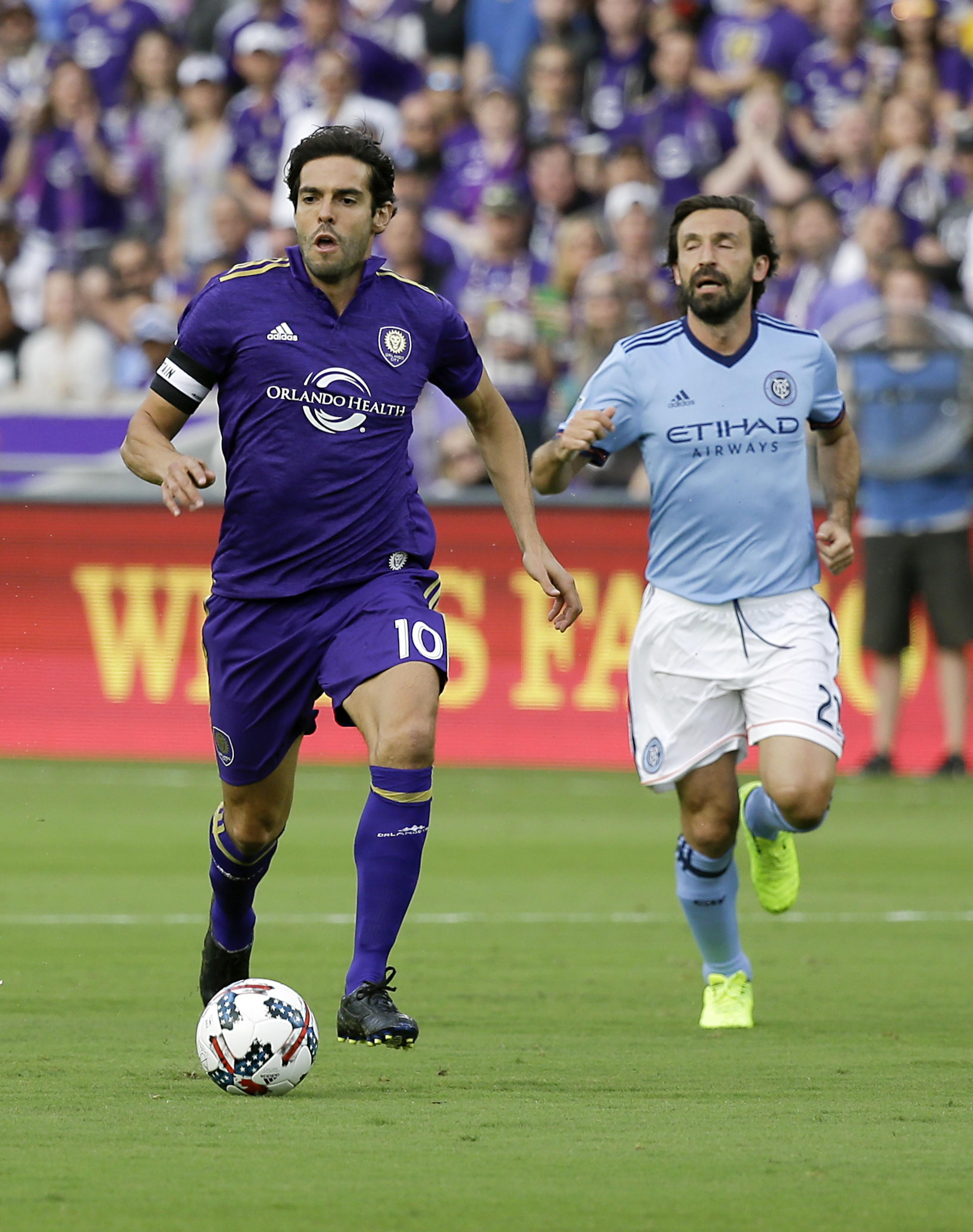 Orlando City s Kaka out 6 weeks with hamstring injury