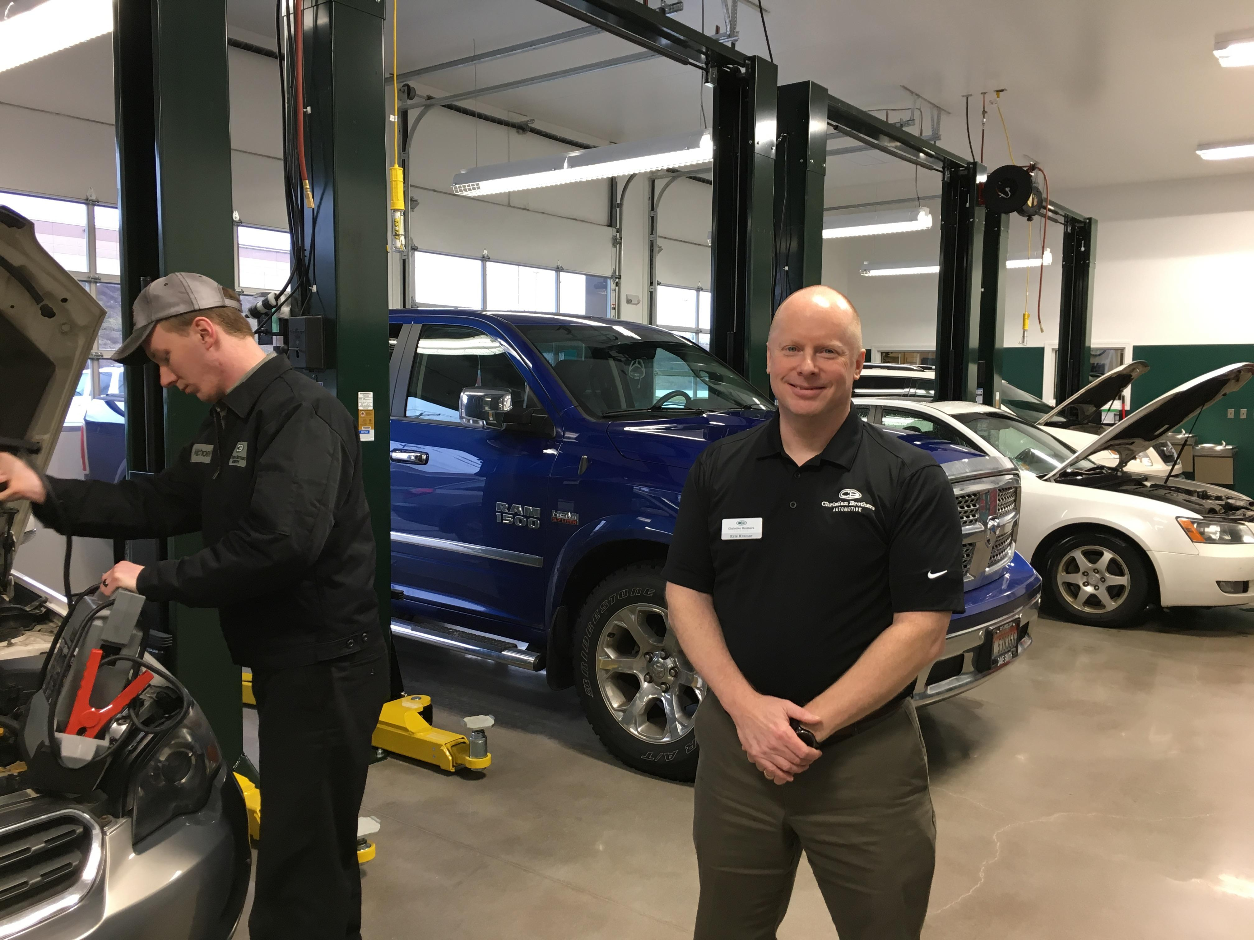 d-bros automotive - auto repair garage