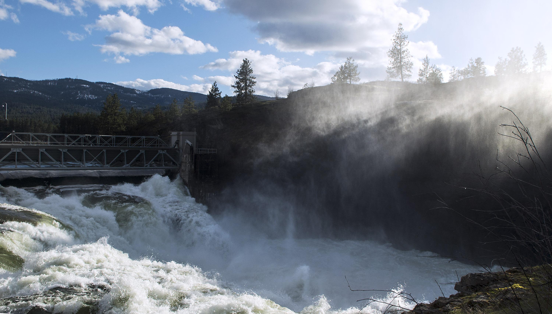 Flood warning in effect for Spokane, Idaho panhandle | The Spokesman-Review