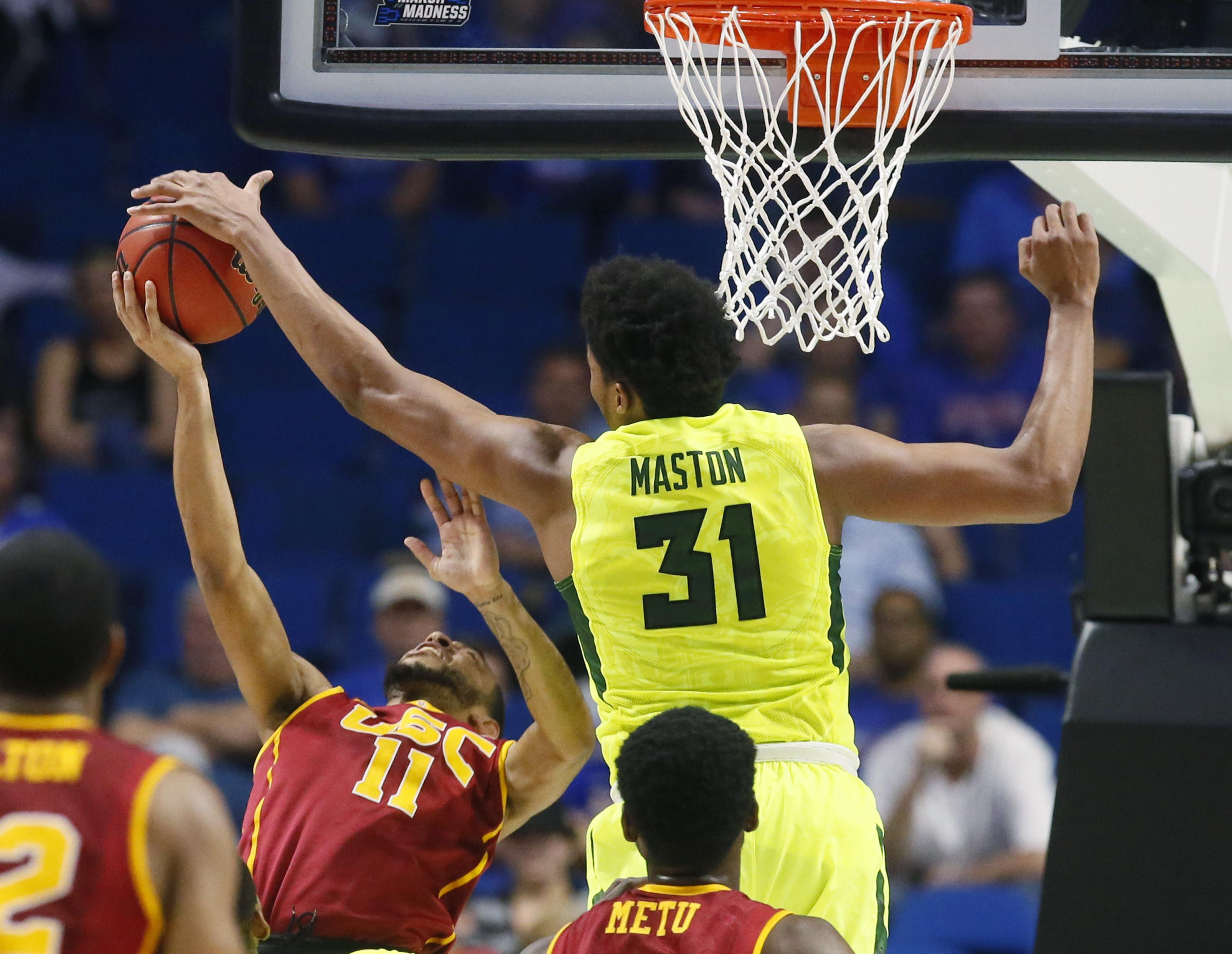 Motley scores 19 as Baylor defeats USC, moves to Sweet 16 ...