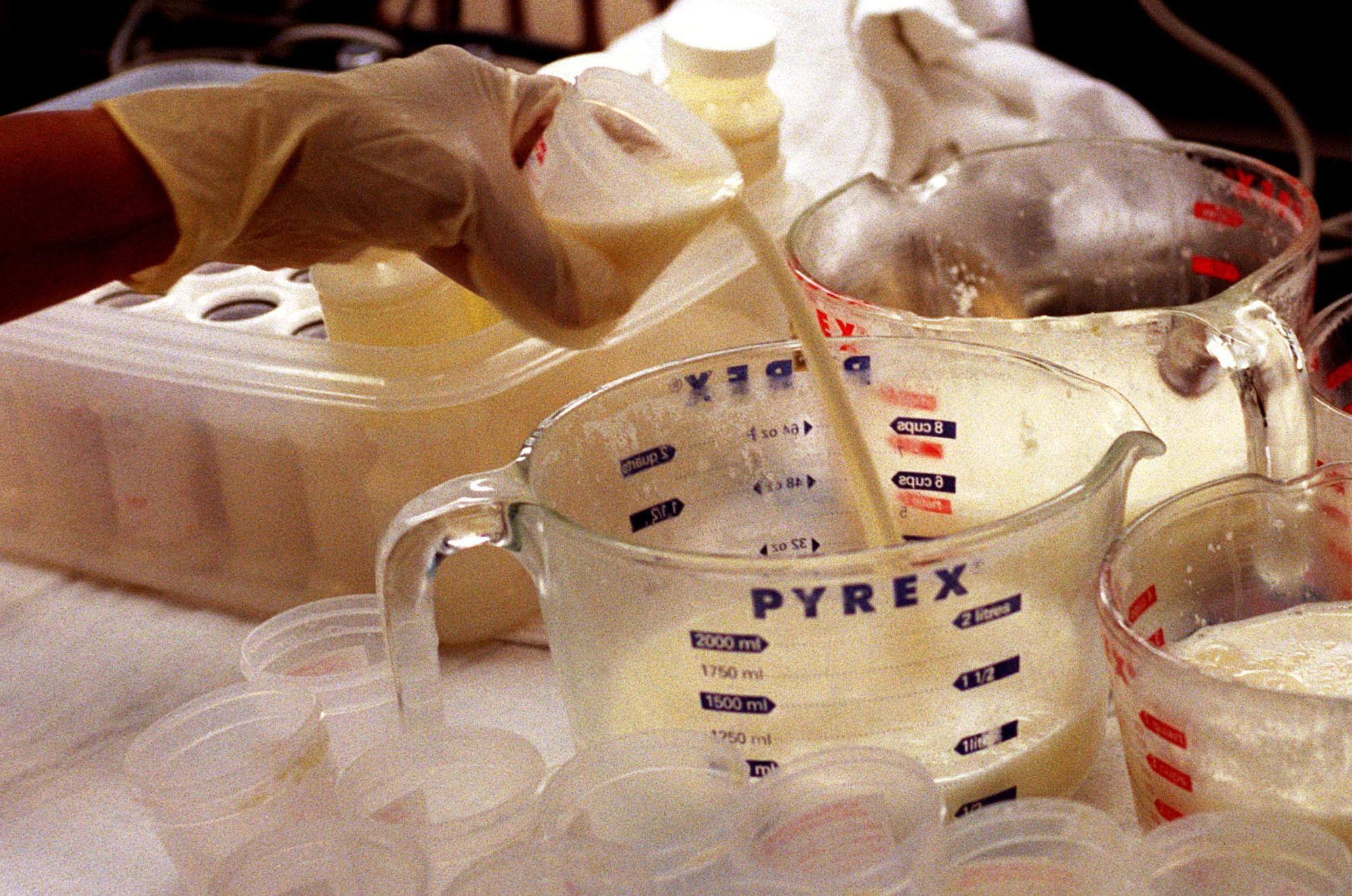 Cambodia Halts Export Of Human Breast Milk The Spokesman Review