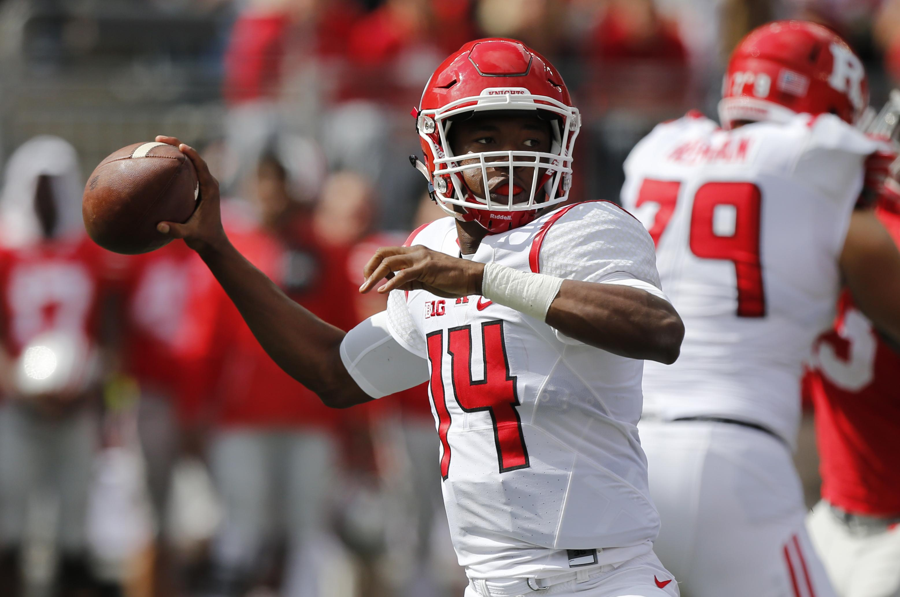 backup quarterback tylin oden dismissed by rutgers football | the
