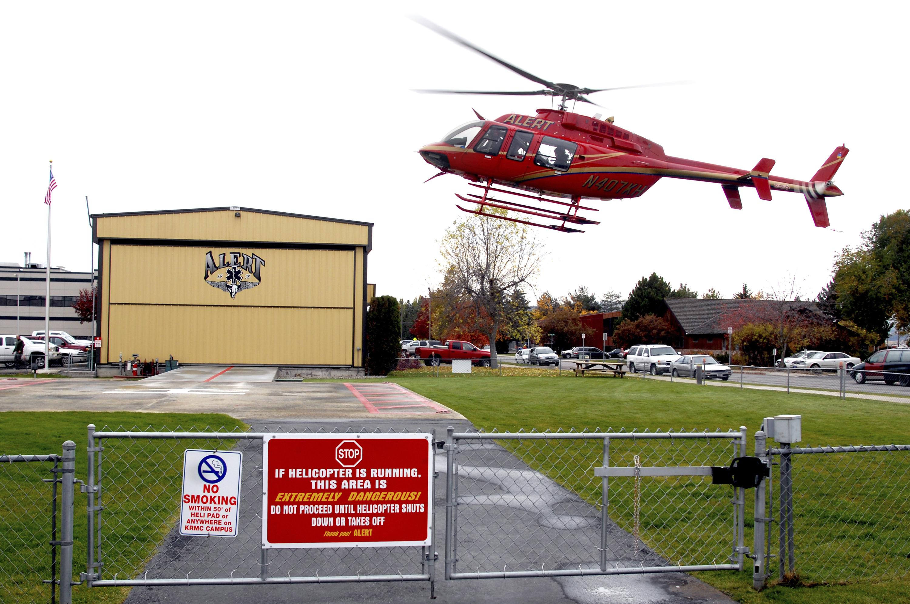 Air ambulance costs debated by Montana lawmakers   The