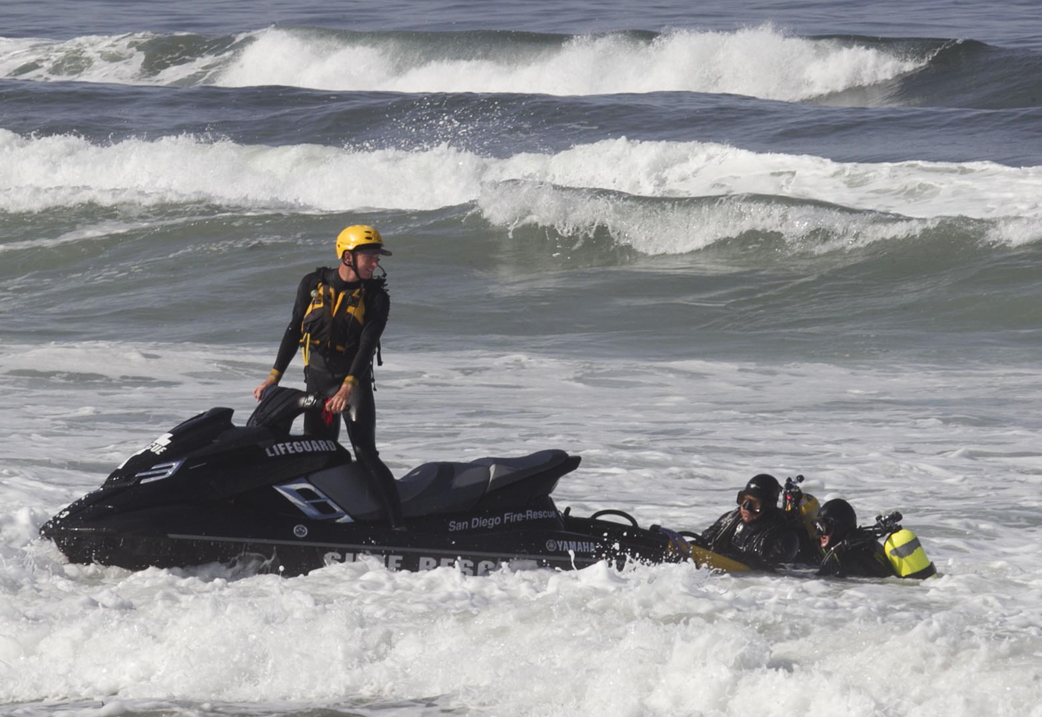 Teenager believed drowned off San Diego was Syrian refugee