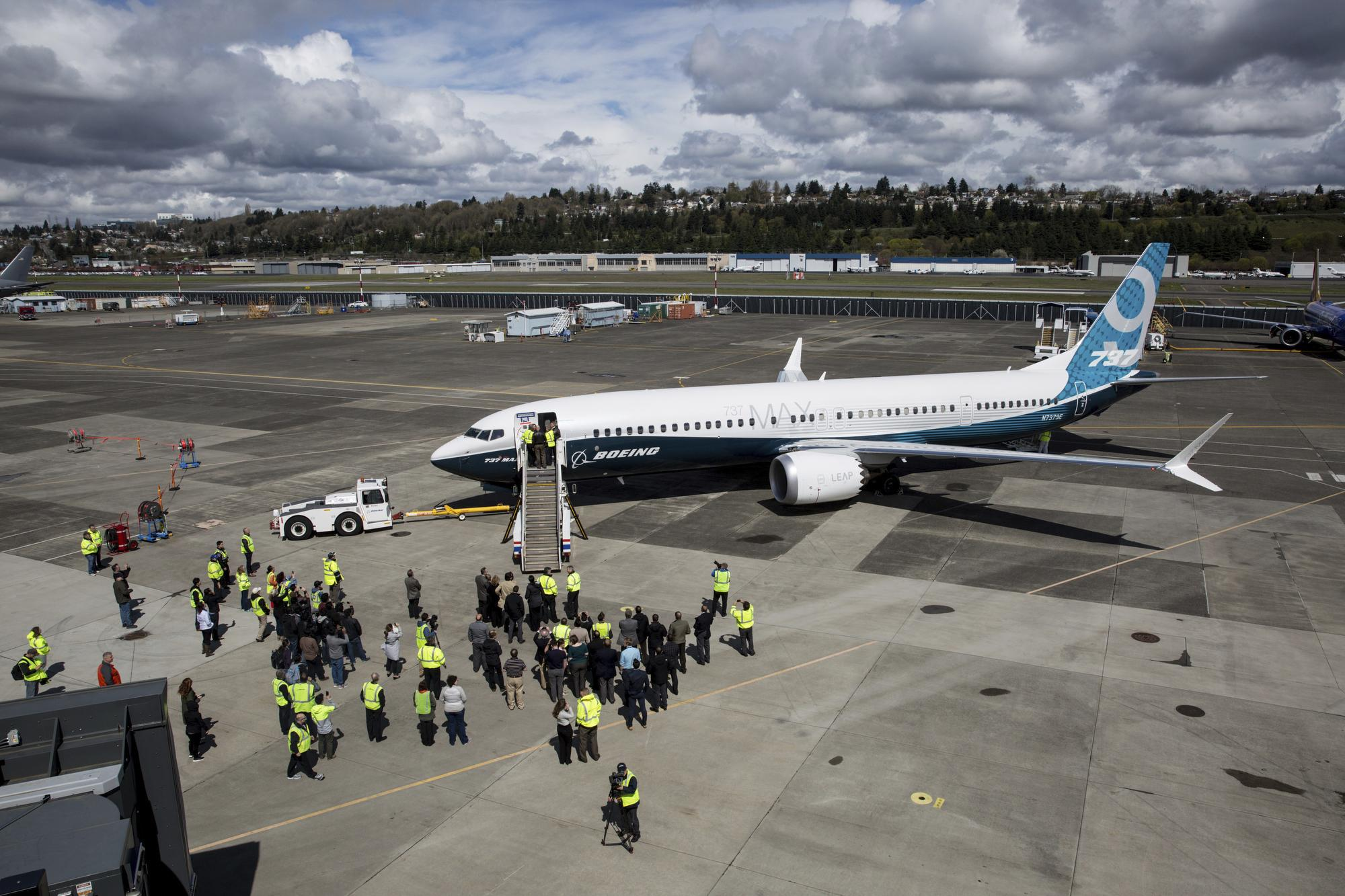 Boeing's largest 737 Max takes flight amid headwinds from