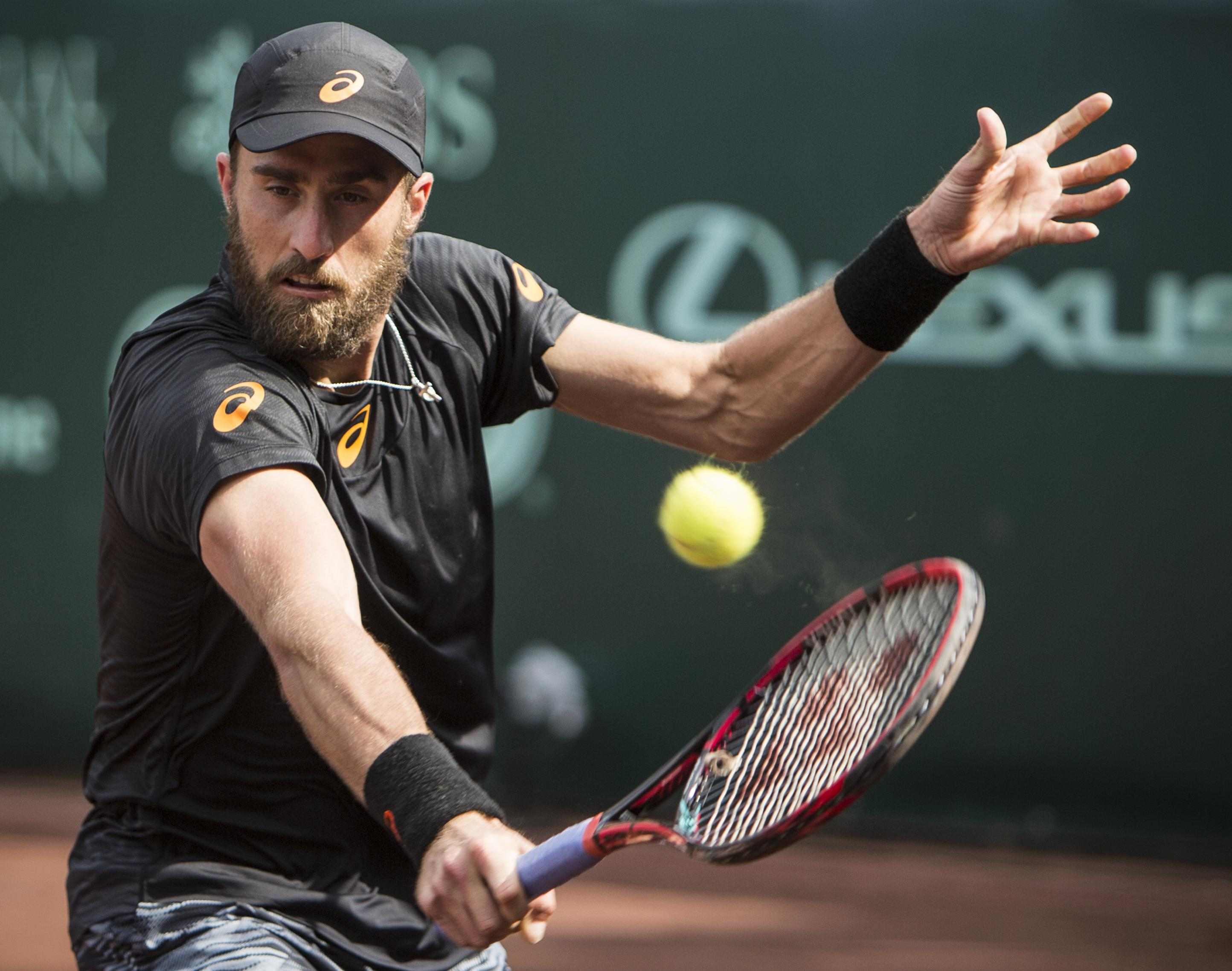 Steve Johnson wins U S Men s Clay Court Championship