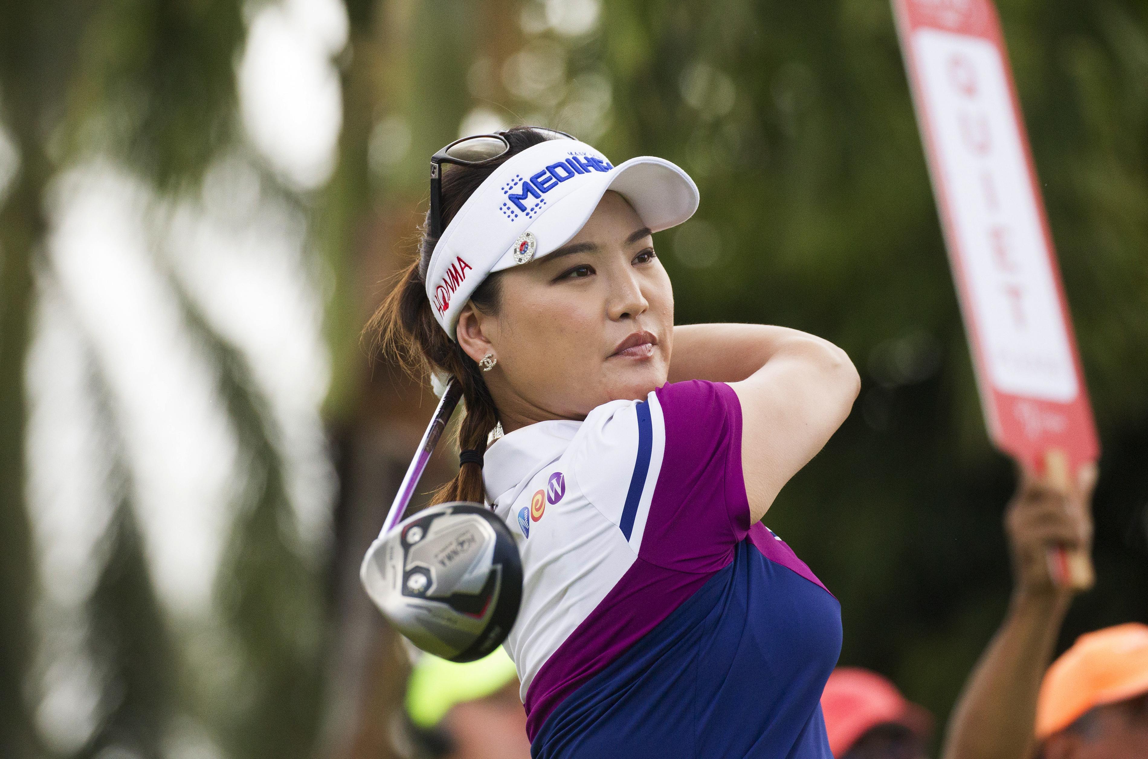 So Yeon Ryu wins Meijer LPGA Classic | The Spokesman-Review