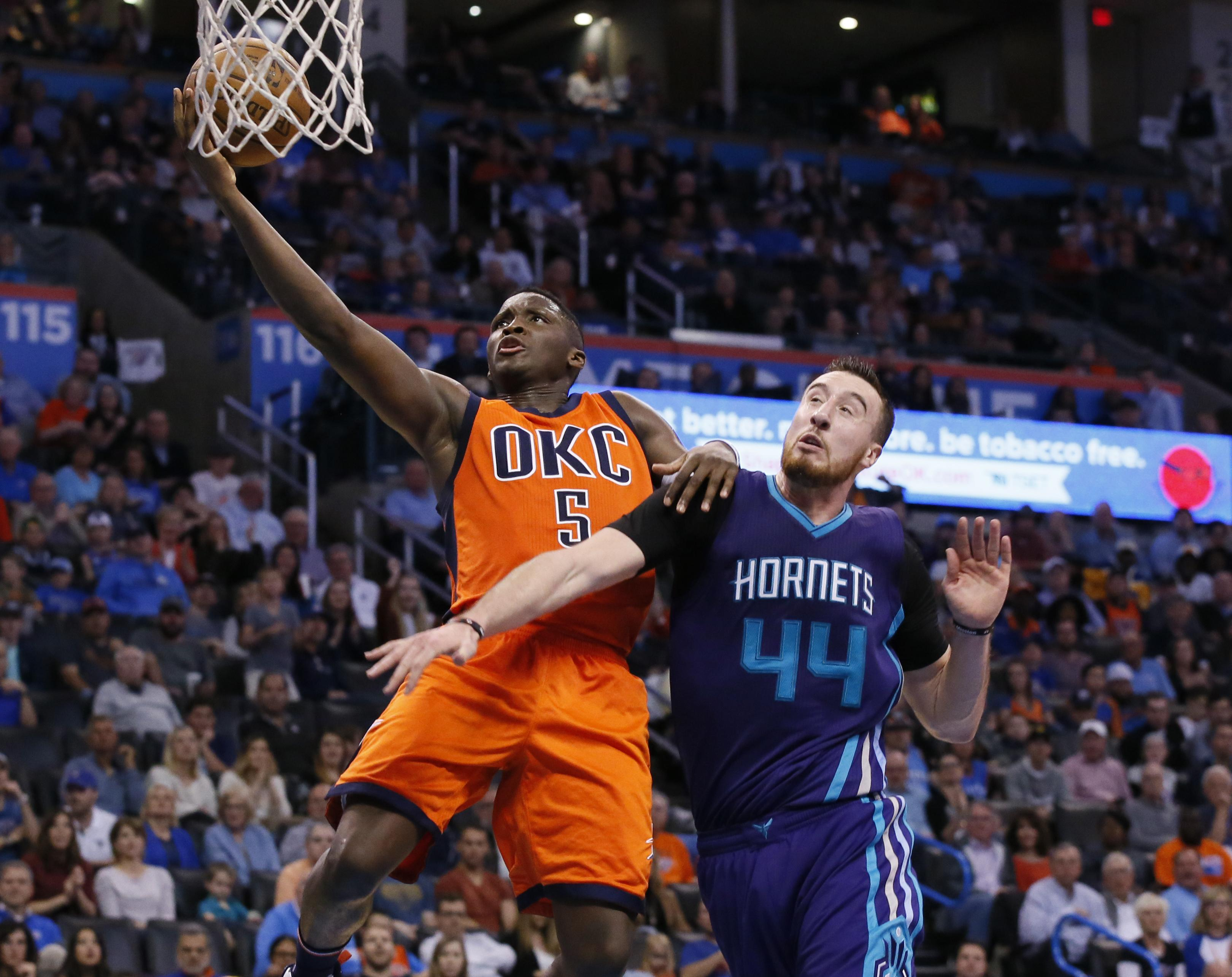d84be79b504 Thunder needs Victor Oladipo to break out of slump