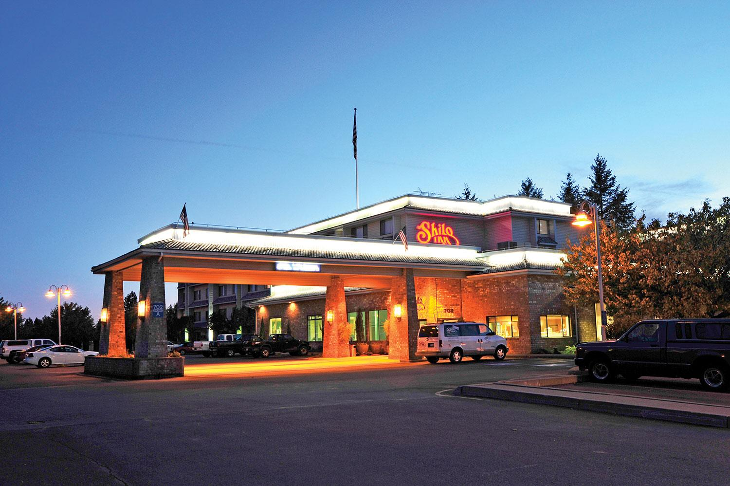 The Shilo Inn And Suites Coeur D Alene Has Been Sold Will Be Renovated