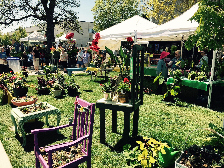 Spokane Garden Expo Garden Ftempo