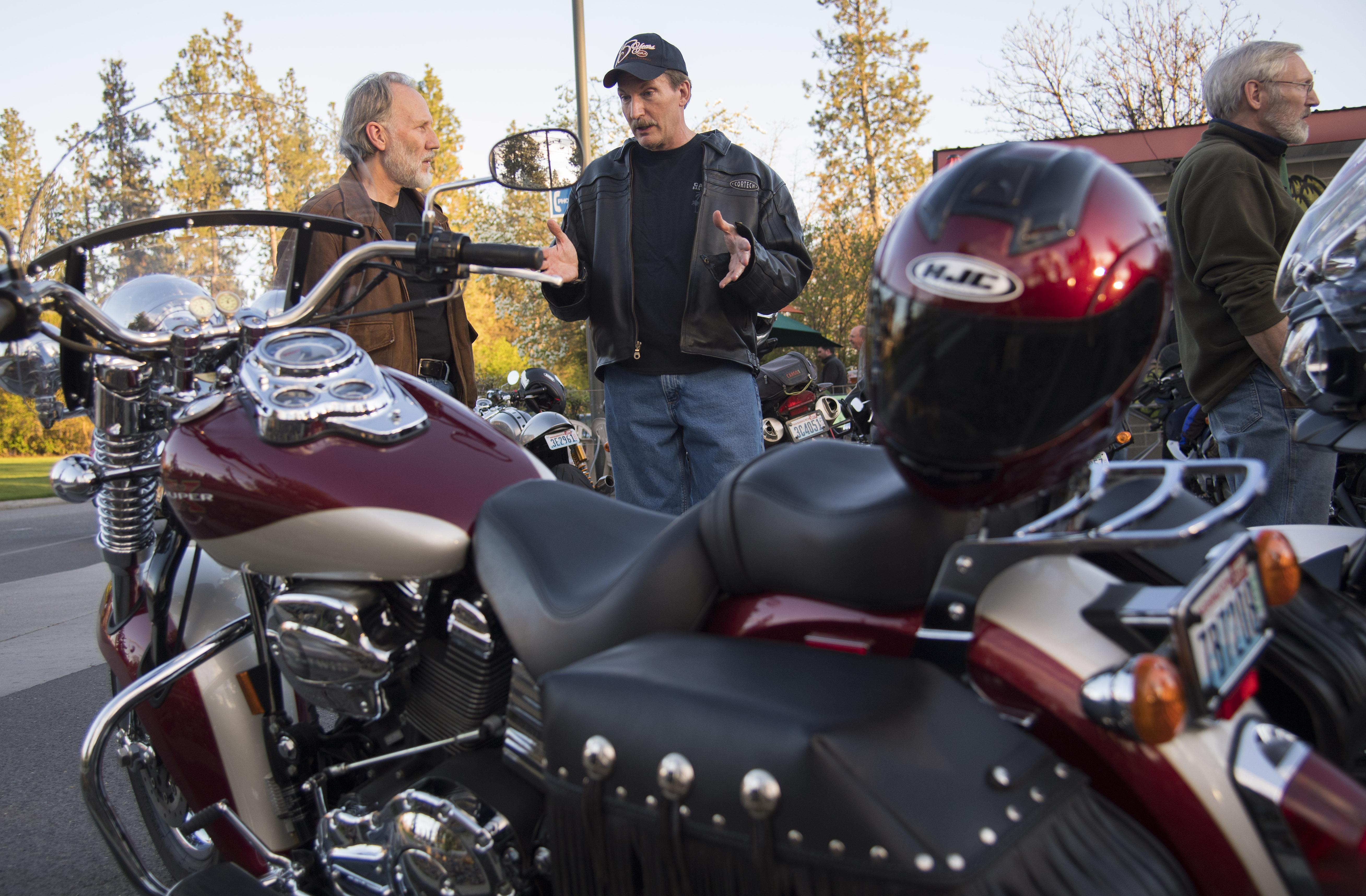 A renegade in the land of the big wheels | The Spokesman-Review