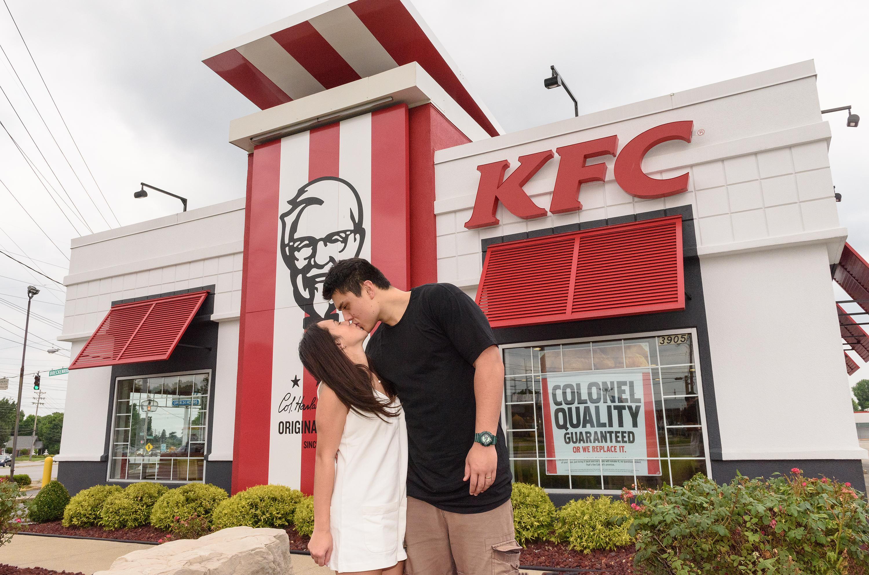 KFC is offering a steamy side for Mother's Day: A free