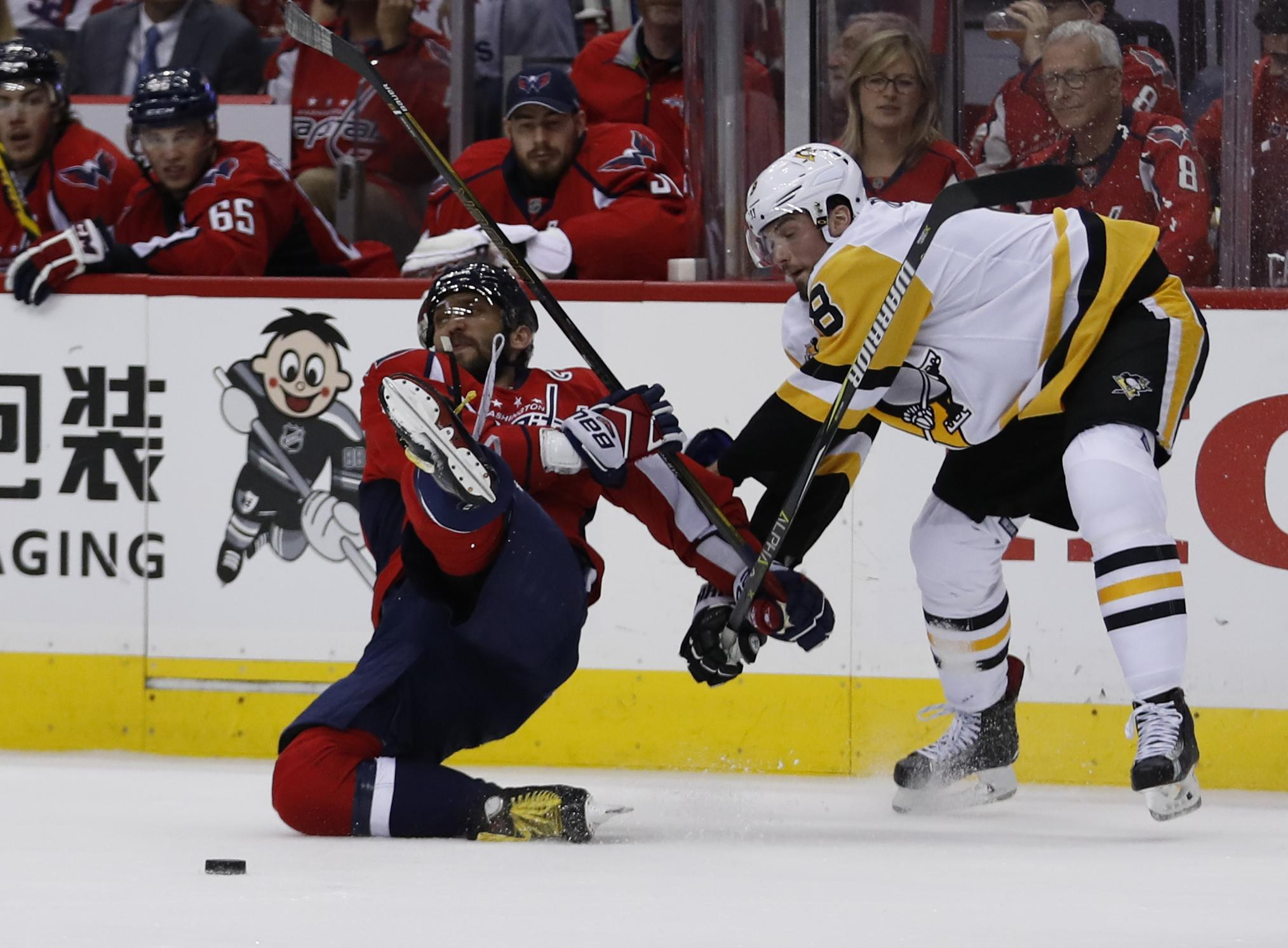 Caps  Alex Ovechkin finished playoffs with lower-body injury  dfa4720ac91