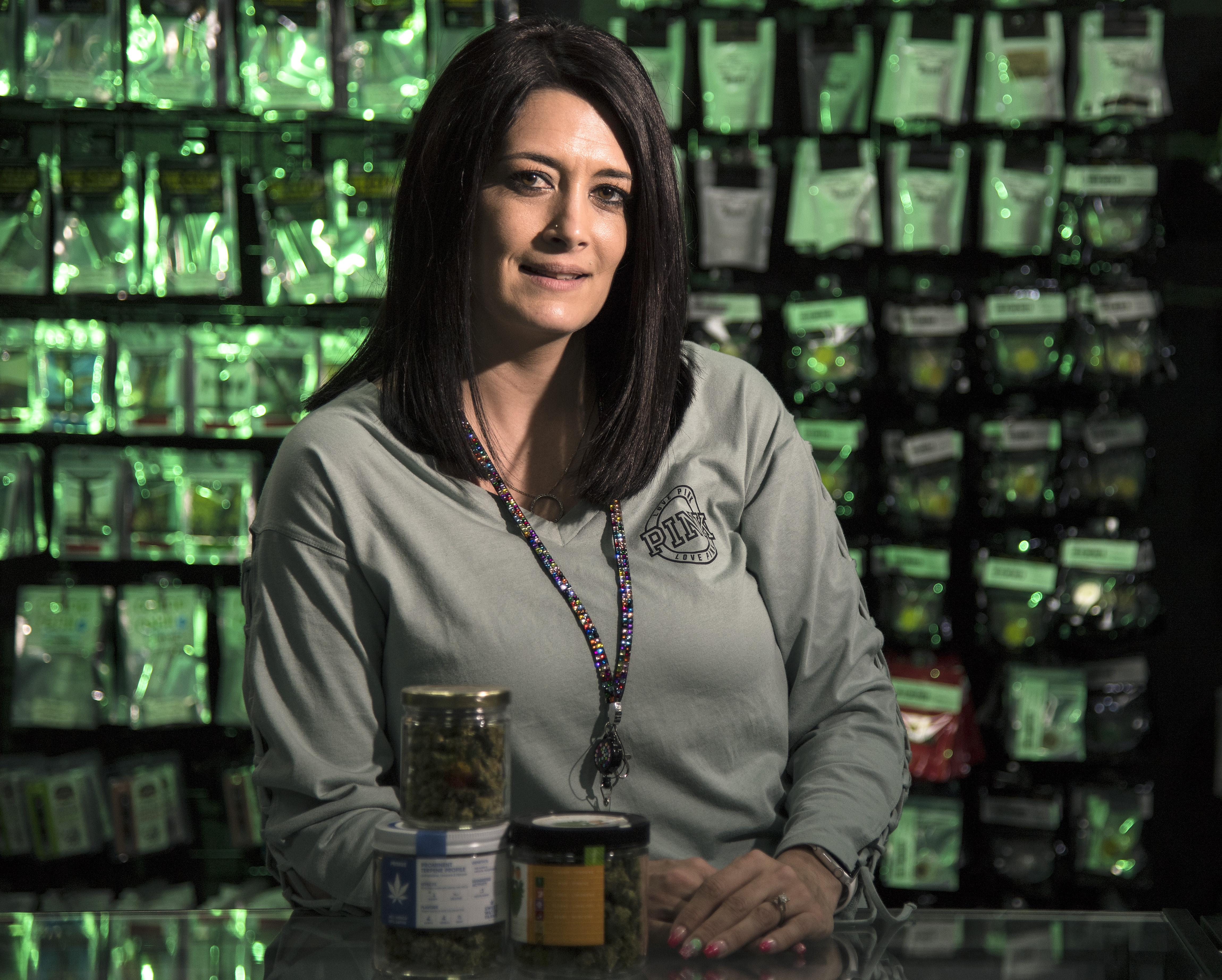 Women play leading role in emerging marijuana businesses in Washington state