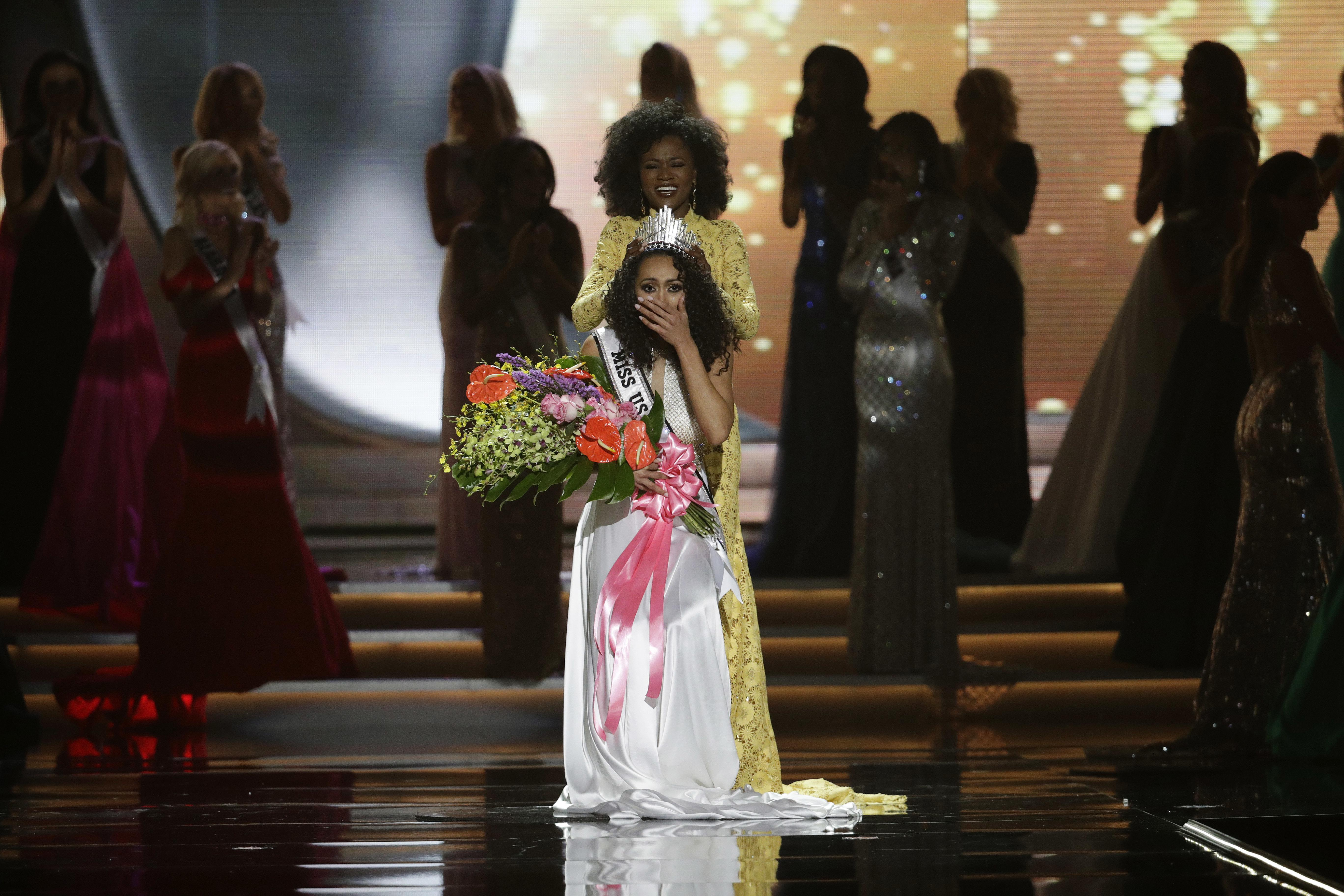 Miss District of Columbia wins 2017 edition of Miss USA | The