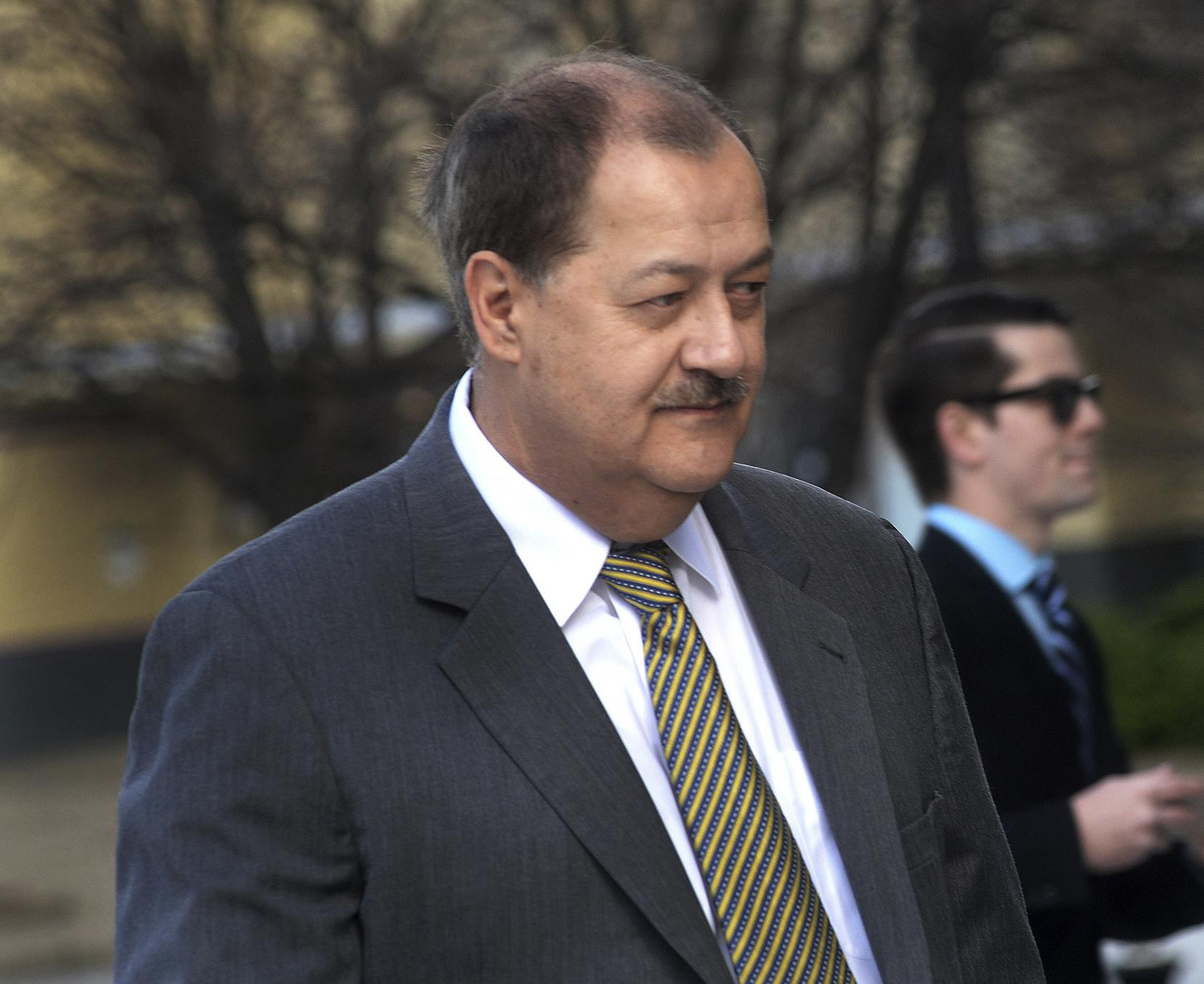 Blankenship asks Trump to resist punishing coal execs