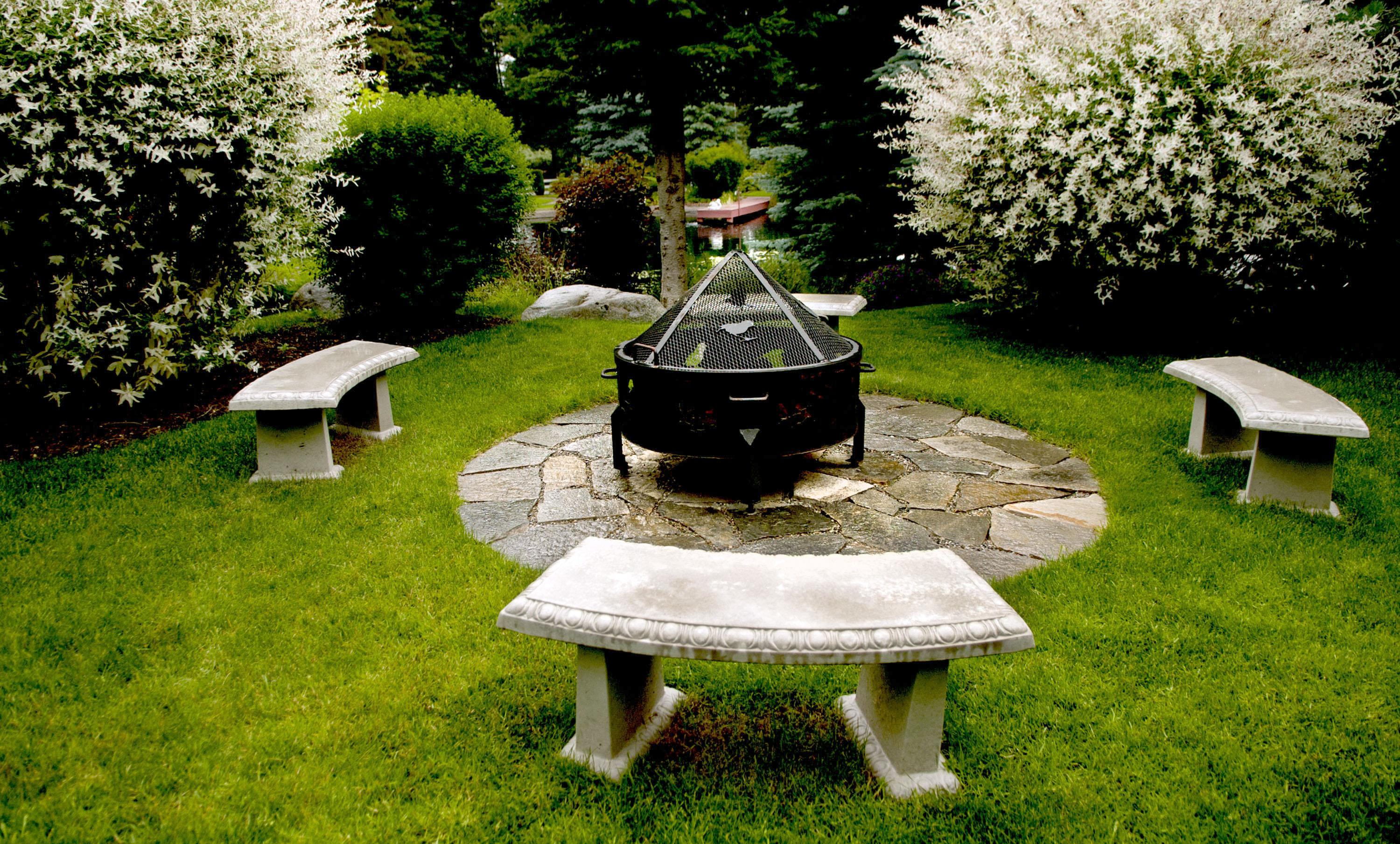 Backyard Fire Pit Regulations - House of Things Wallpaper