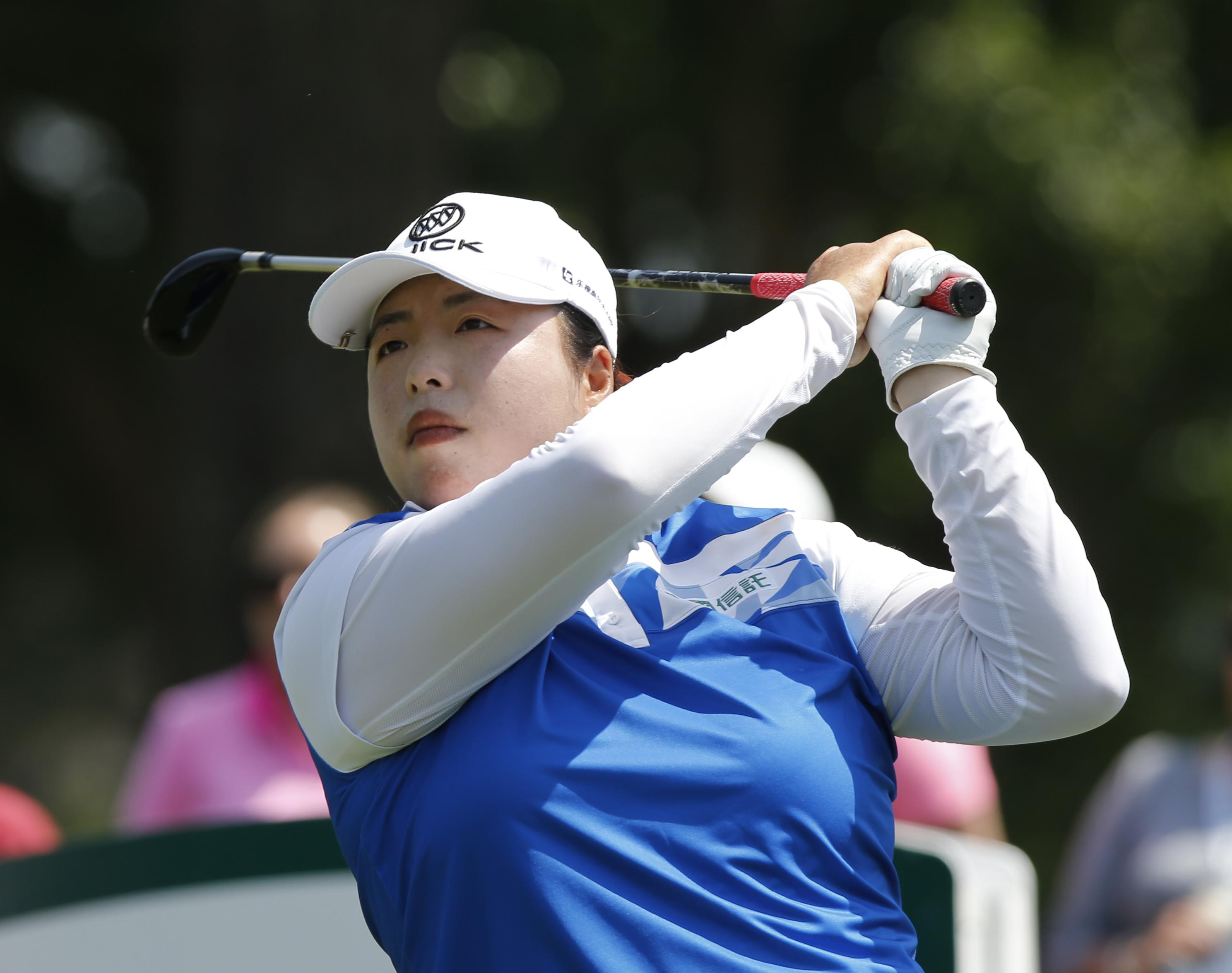 Spirited second round by Aditi, makes cut at Volvik LPGA