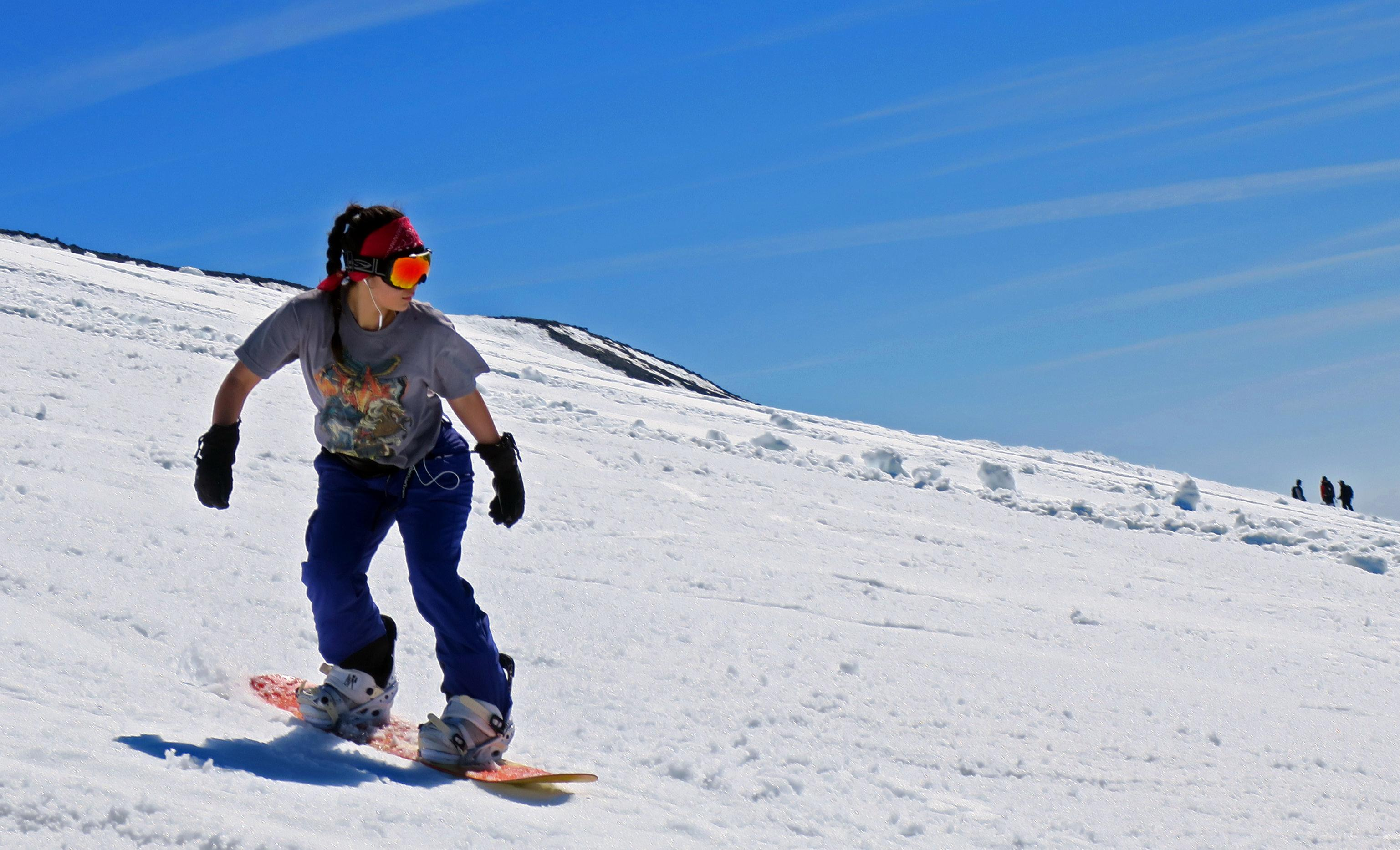 summer skiing: mt. hood provides year-round access to snow | the