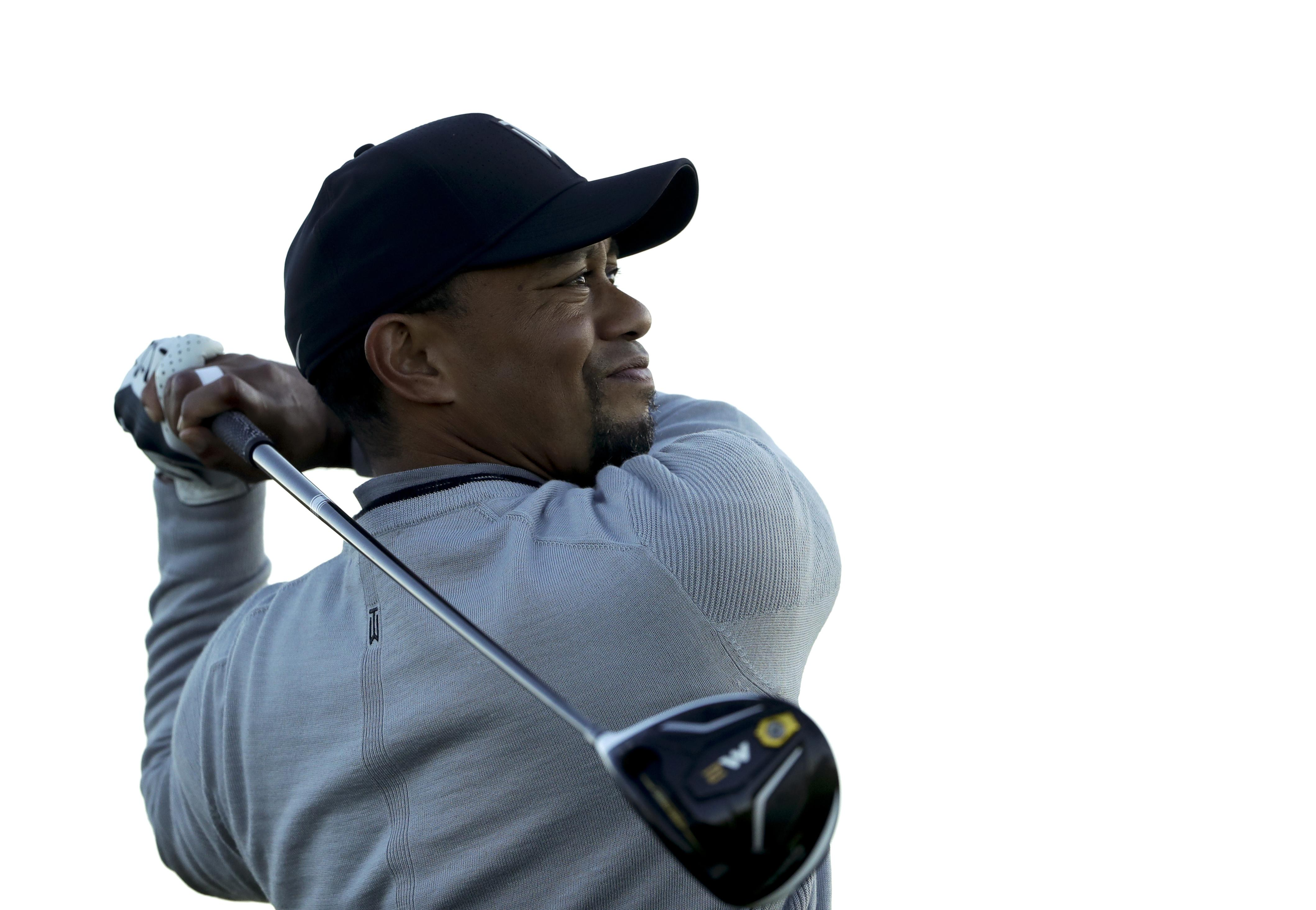 Tiger Woods found asleep at the wheel, no alcohol in his system ...